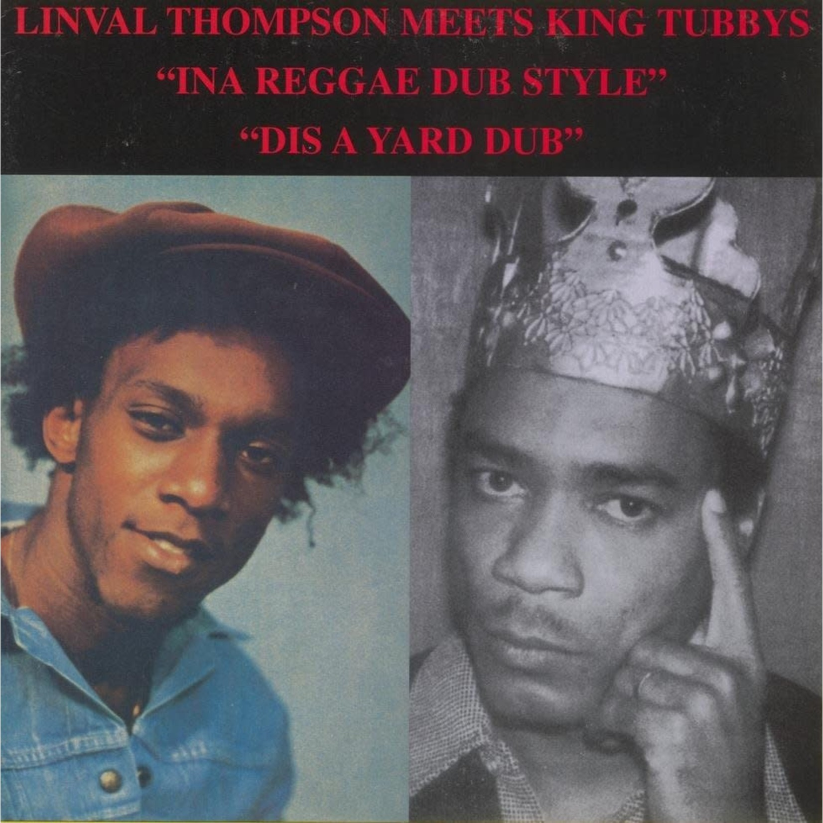[New] Thompson, Linval & King Tubby: In A Reggae Dub Style
