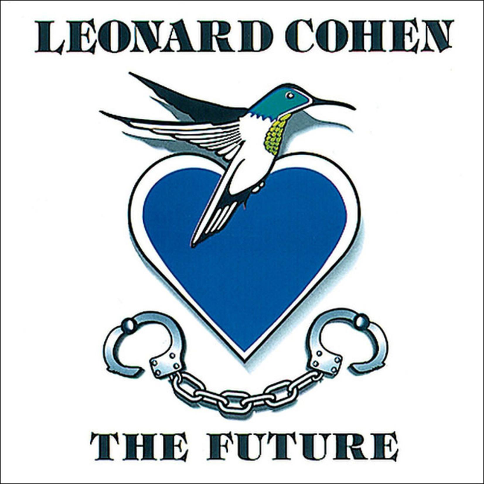 [New] Cohen, Leonard: The Future
