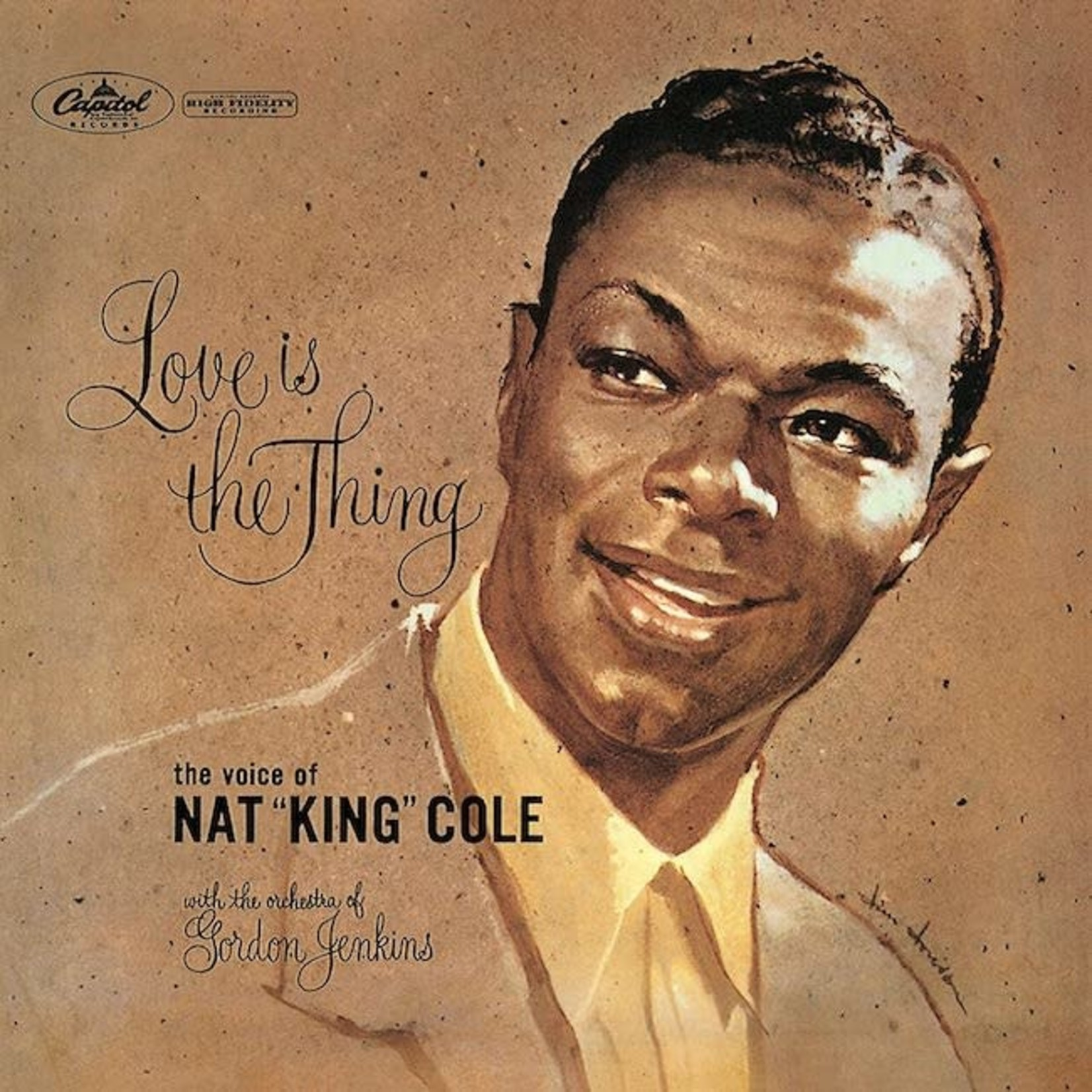 [Vintage] Cole, Nat King: Love Is the Thing