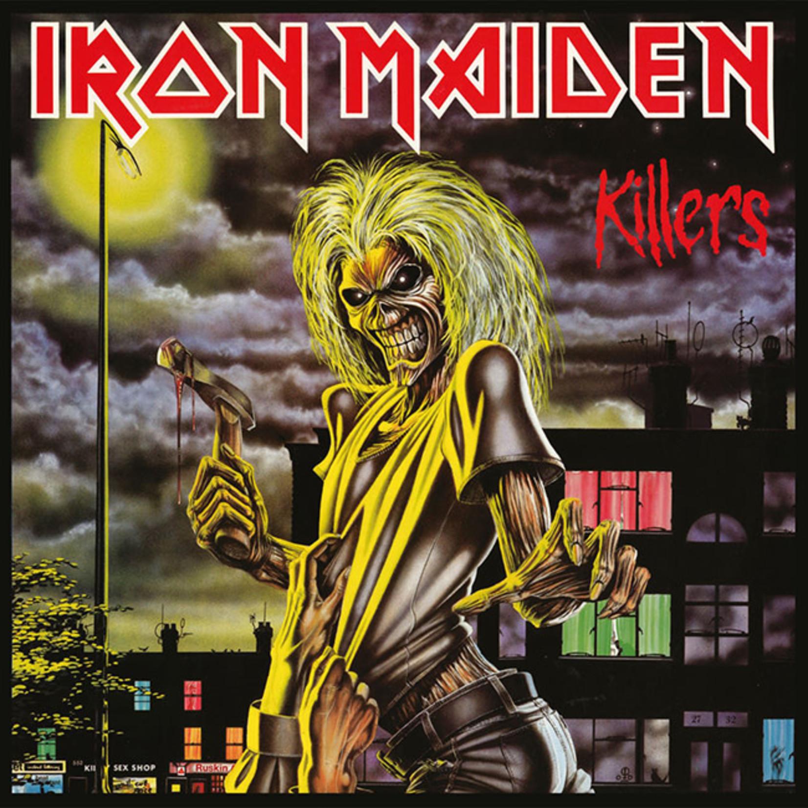 [New] Iron Maiden: Killers