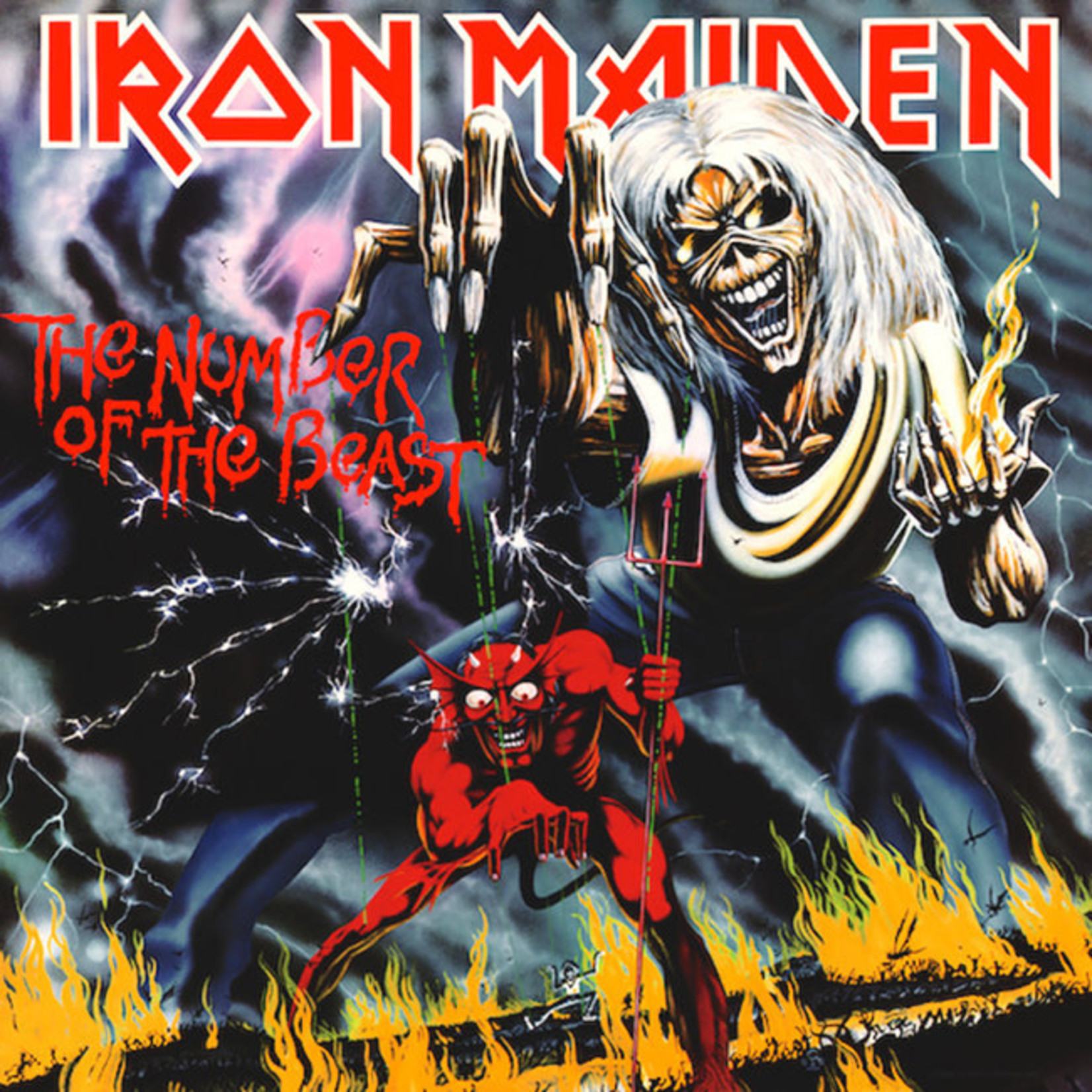 [New] Iron Maiden: The Number Of The Beast