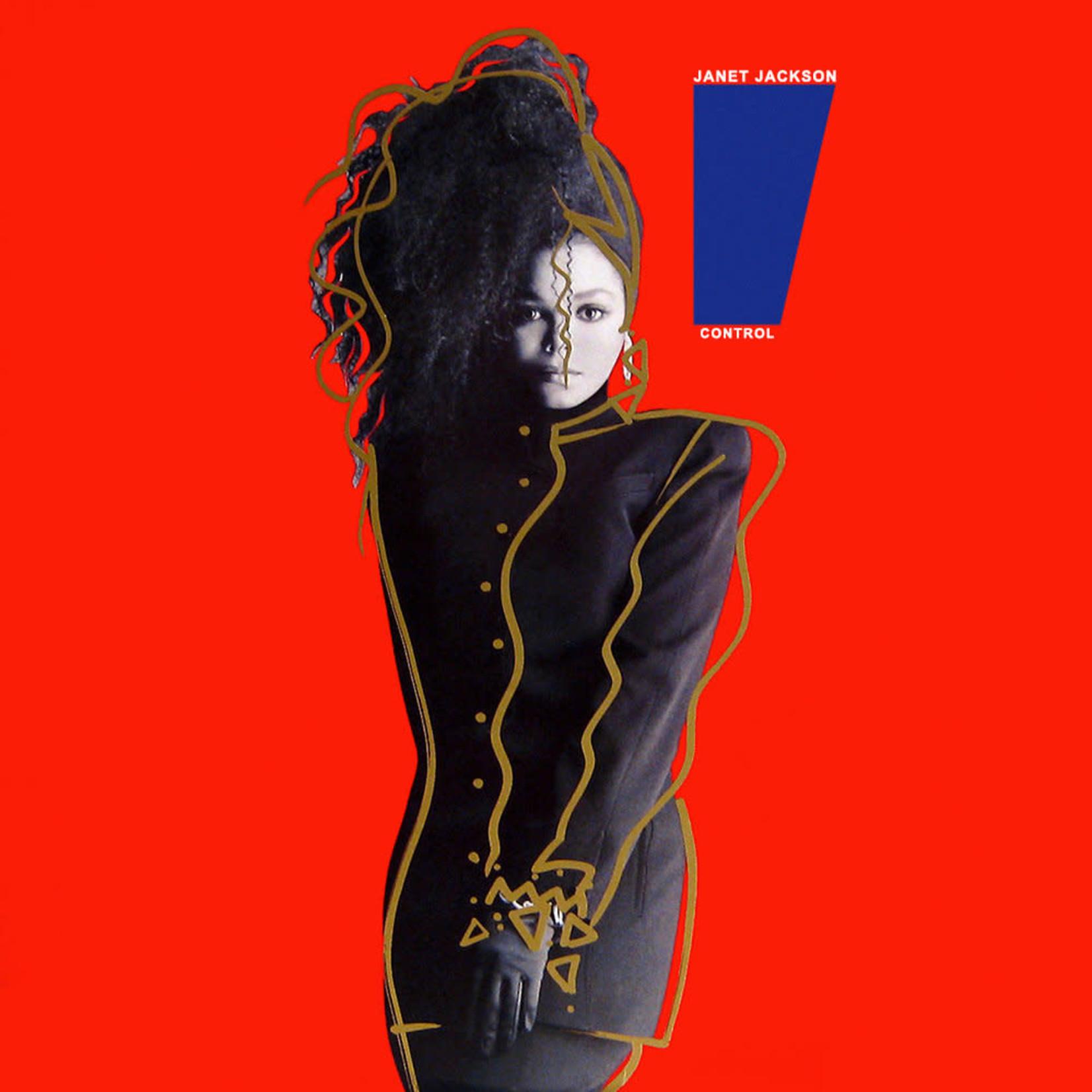 [Vintage] Jackson, Janet: Control