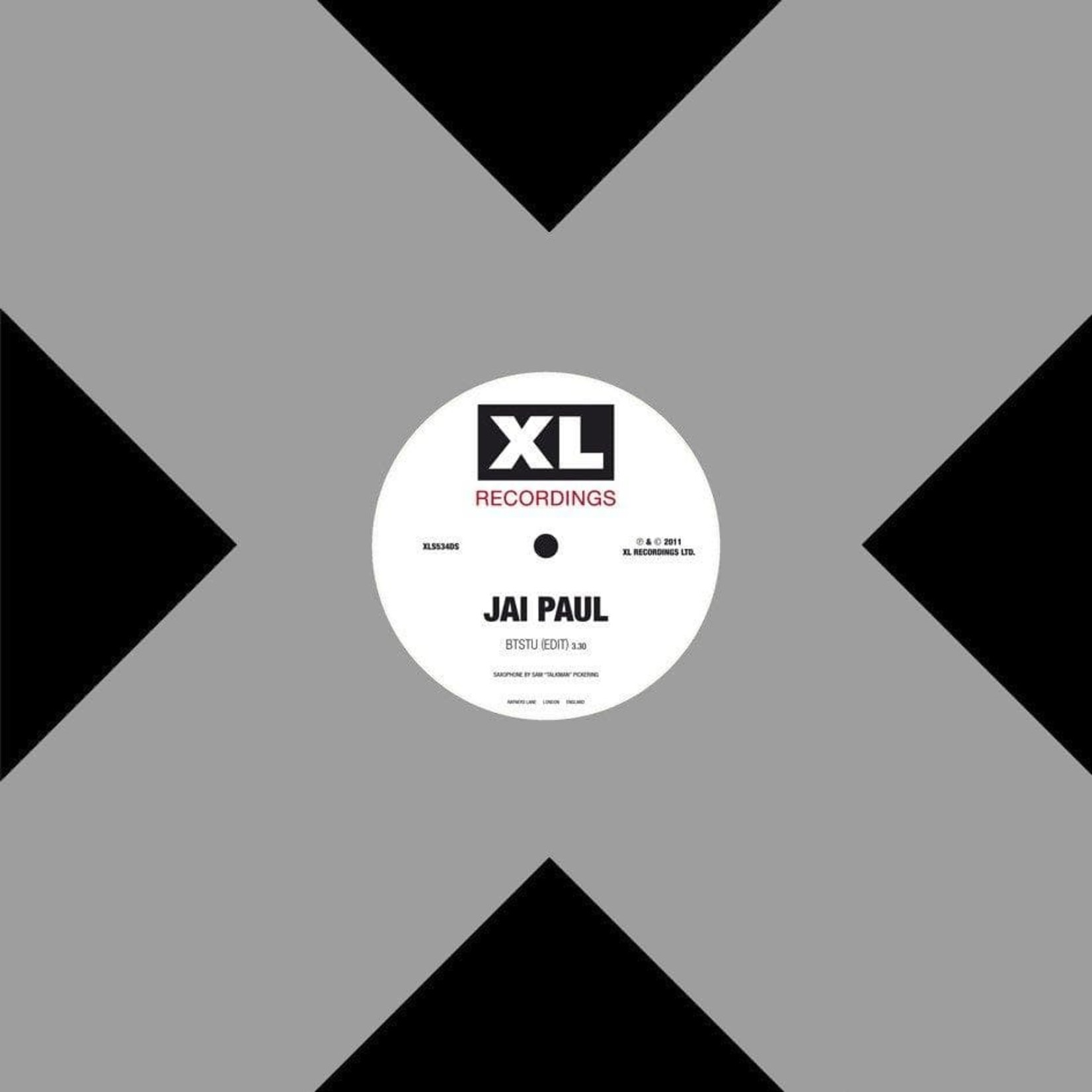 [New] Paul, Jai: BTSTU Remastered (12''EP)