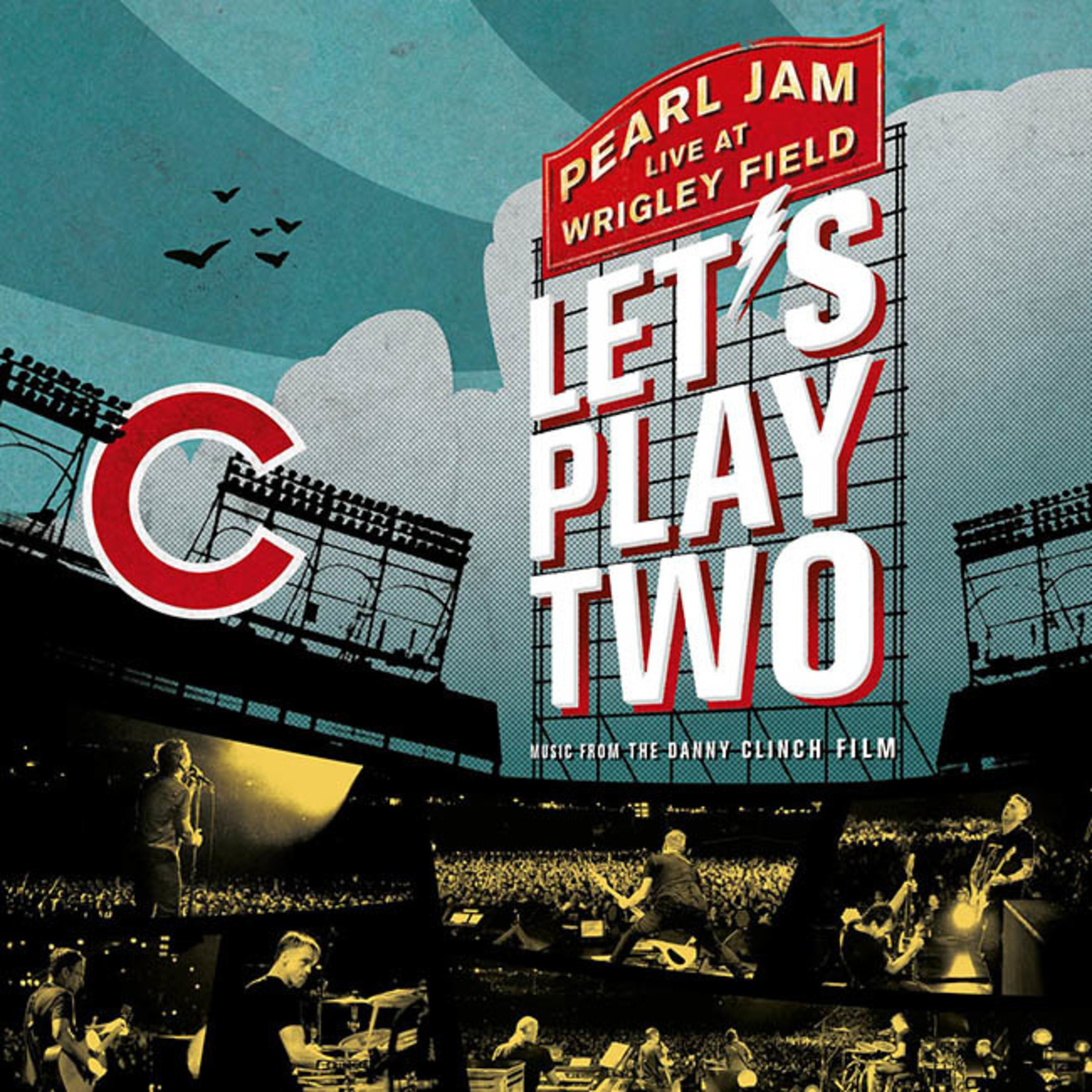 [New] Pearl Jam: Let's Play Two (2LP)