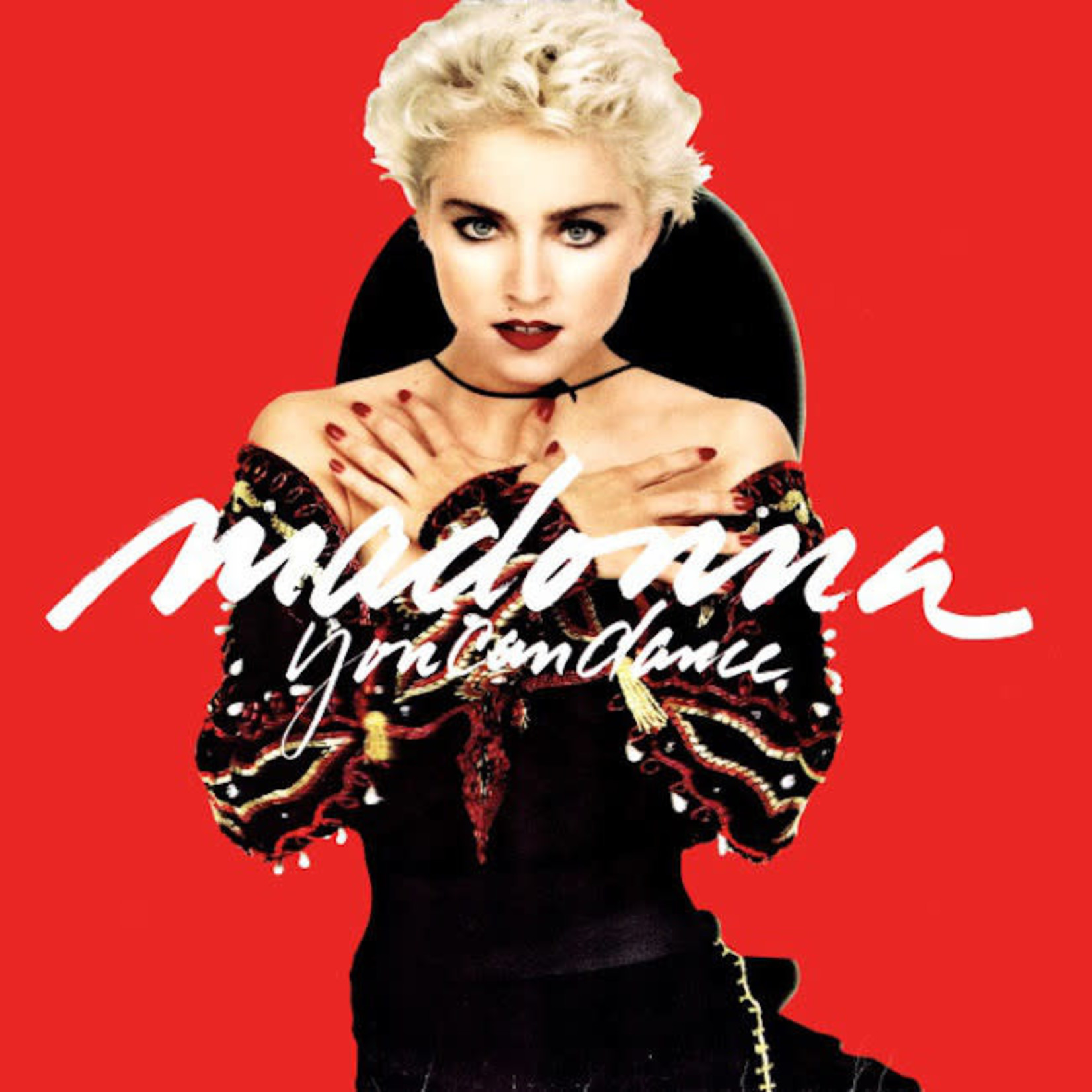 [Vintage] Madonna: You Can Dance