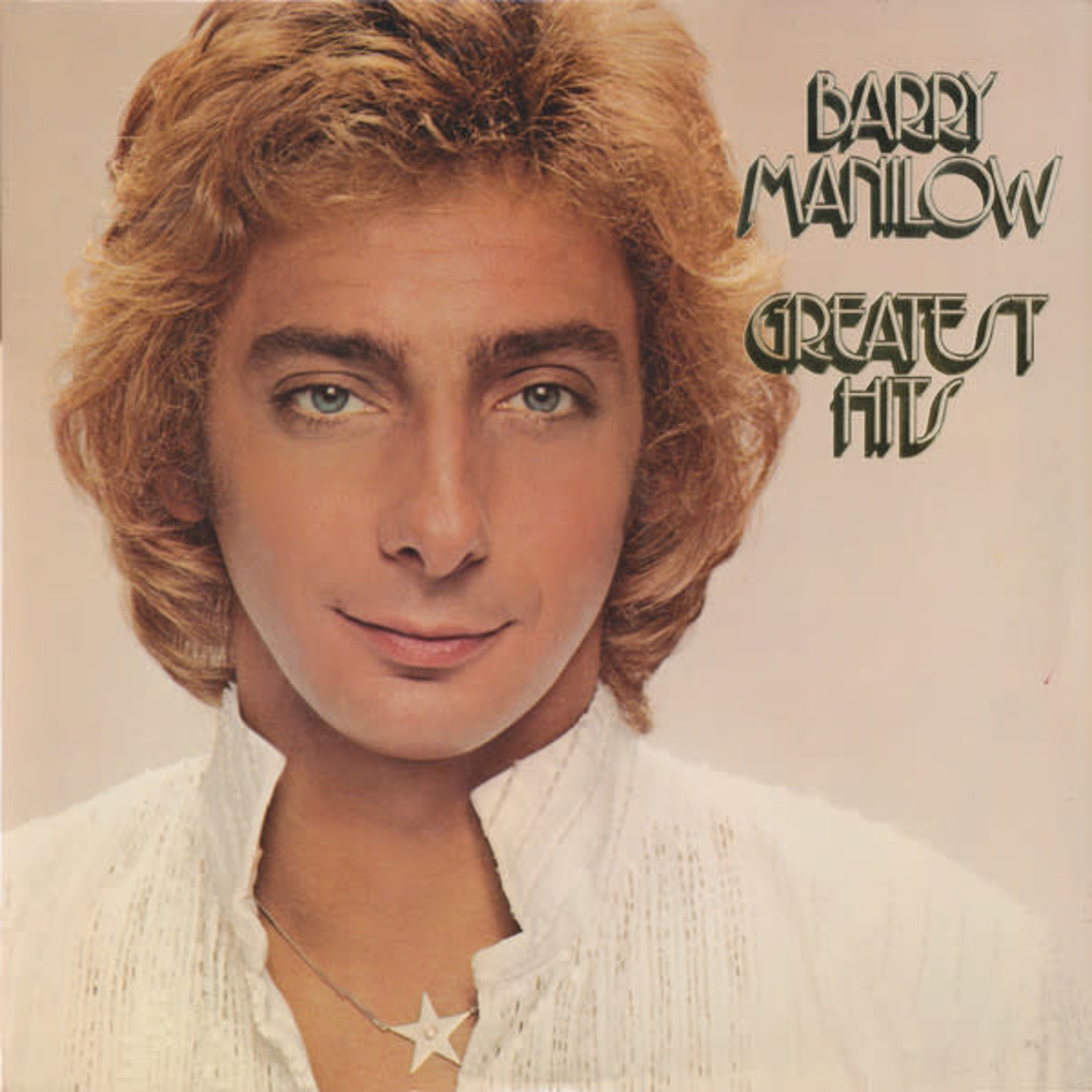 [Vintage] Manilow, Barry: Greatest Hits (2LP)