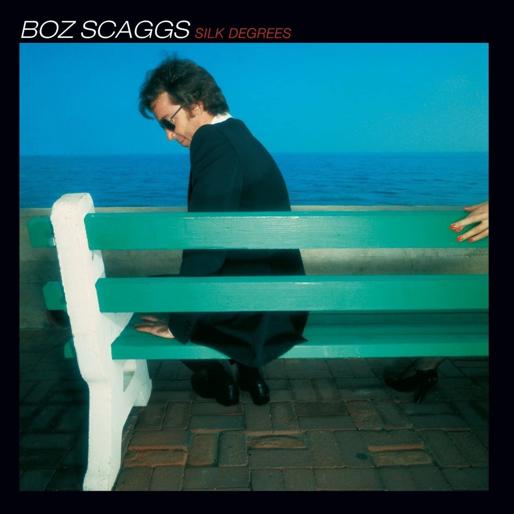 [Vintage] Scaggs, Boz: Silk Degrees