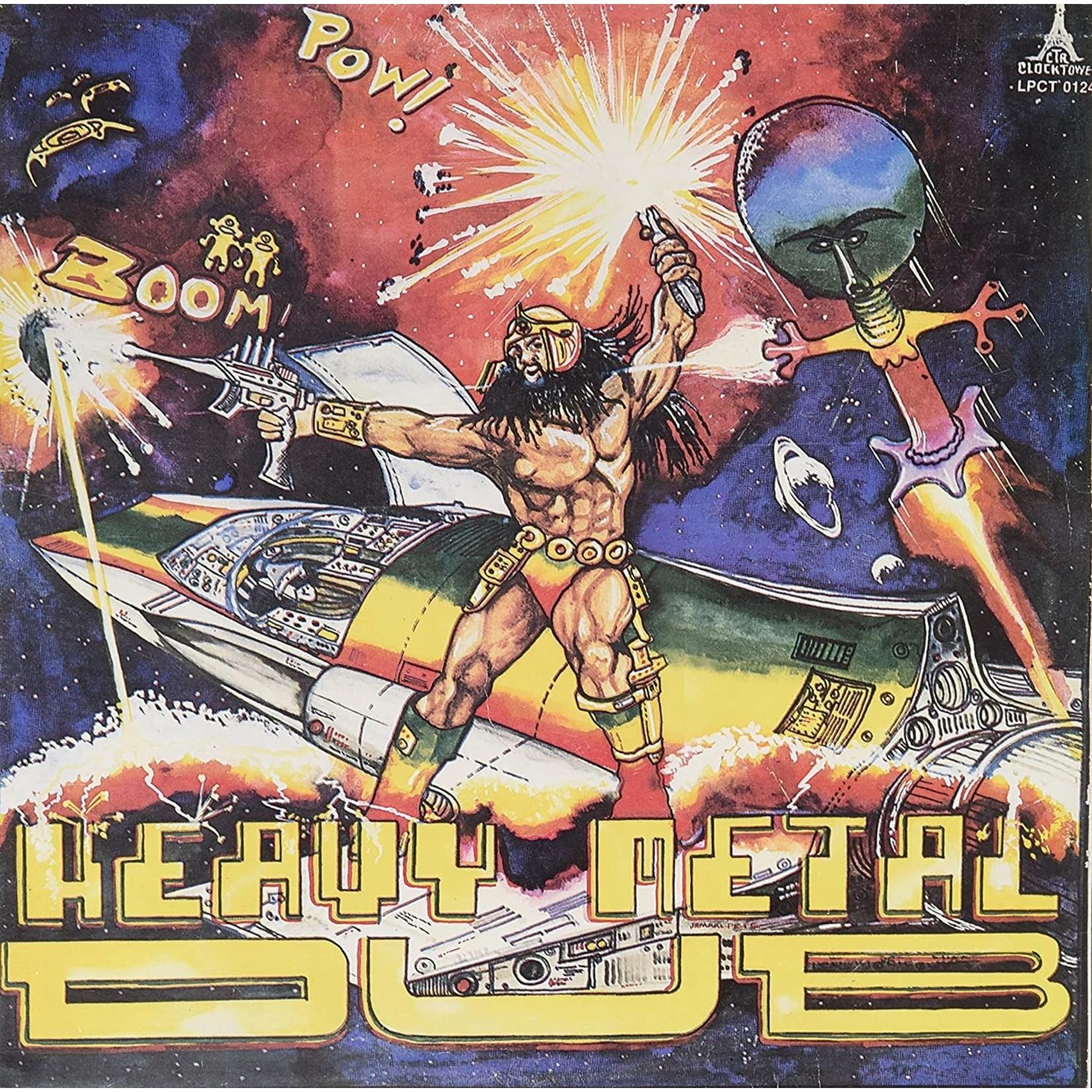 [New] Scientist: Heavy Metal Dub