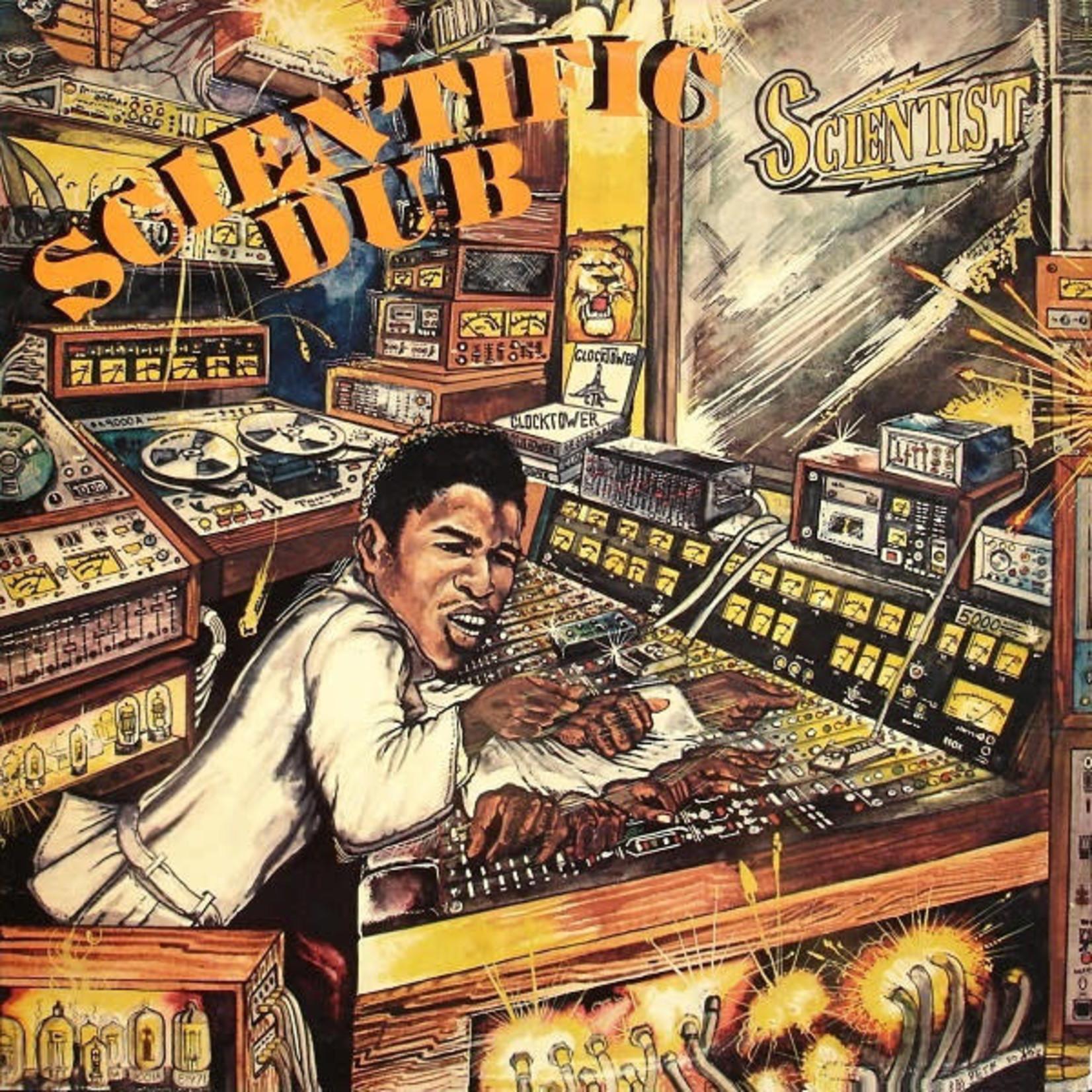 [New] Scientist: Scientific Dub