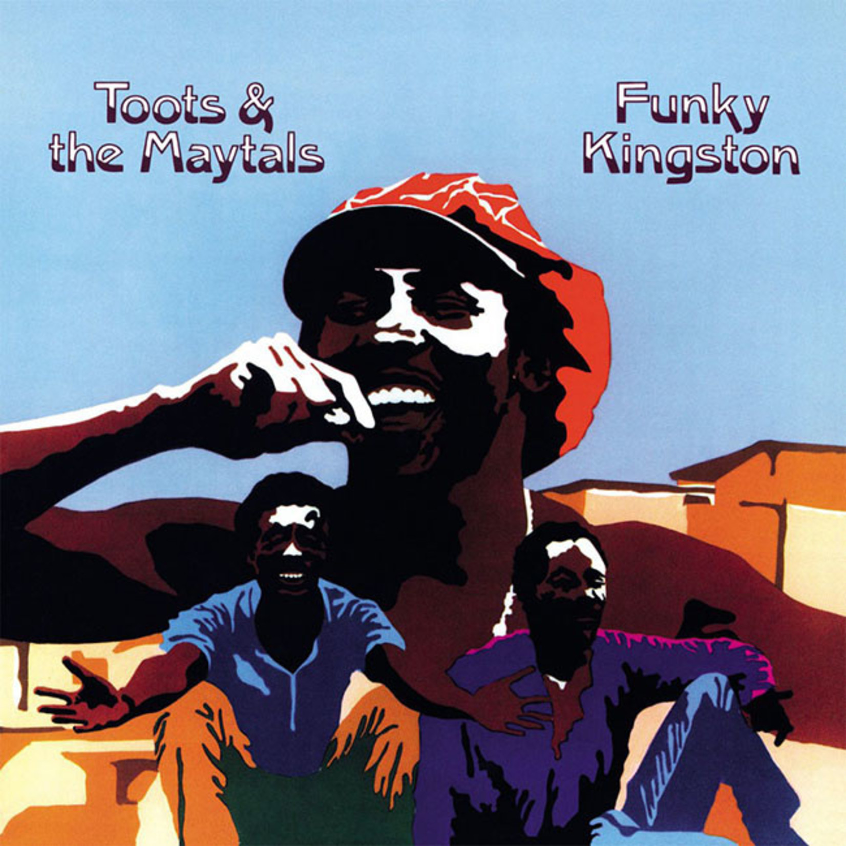 [New] Toots & the Maytals: Funky Kingston