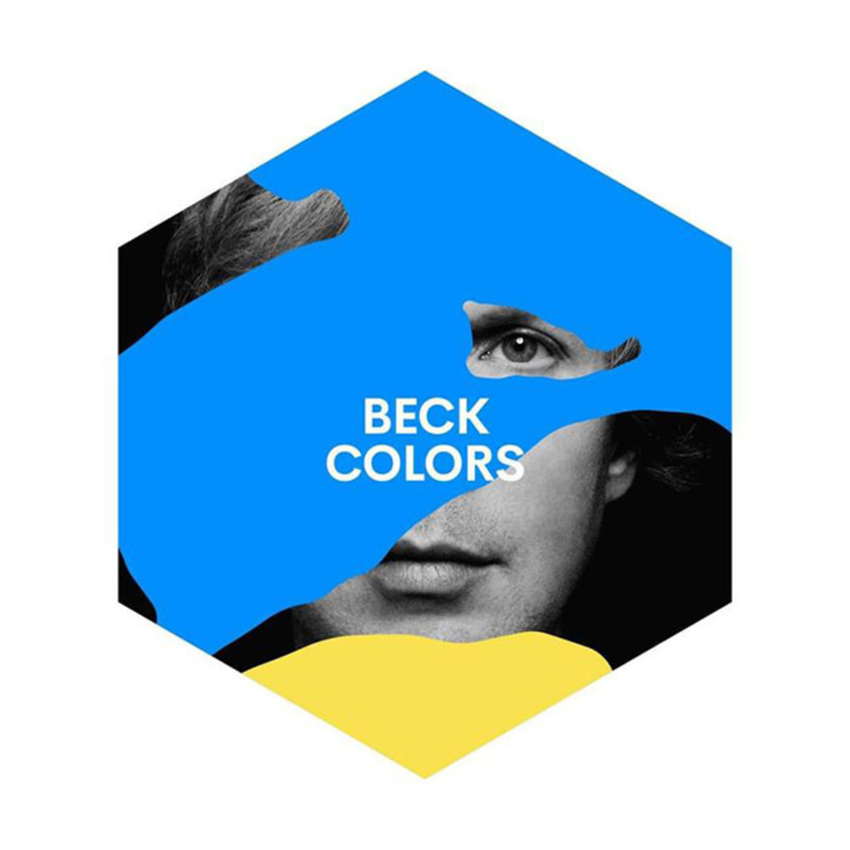 [New] Beck: Colors (red vinyl)