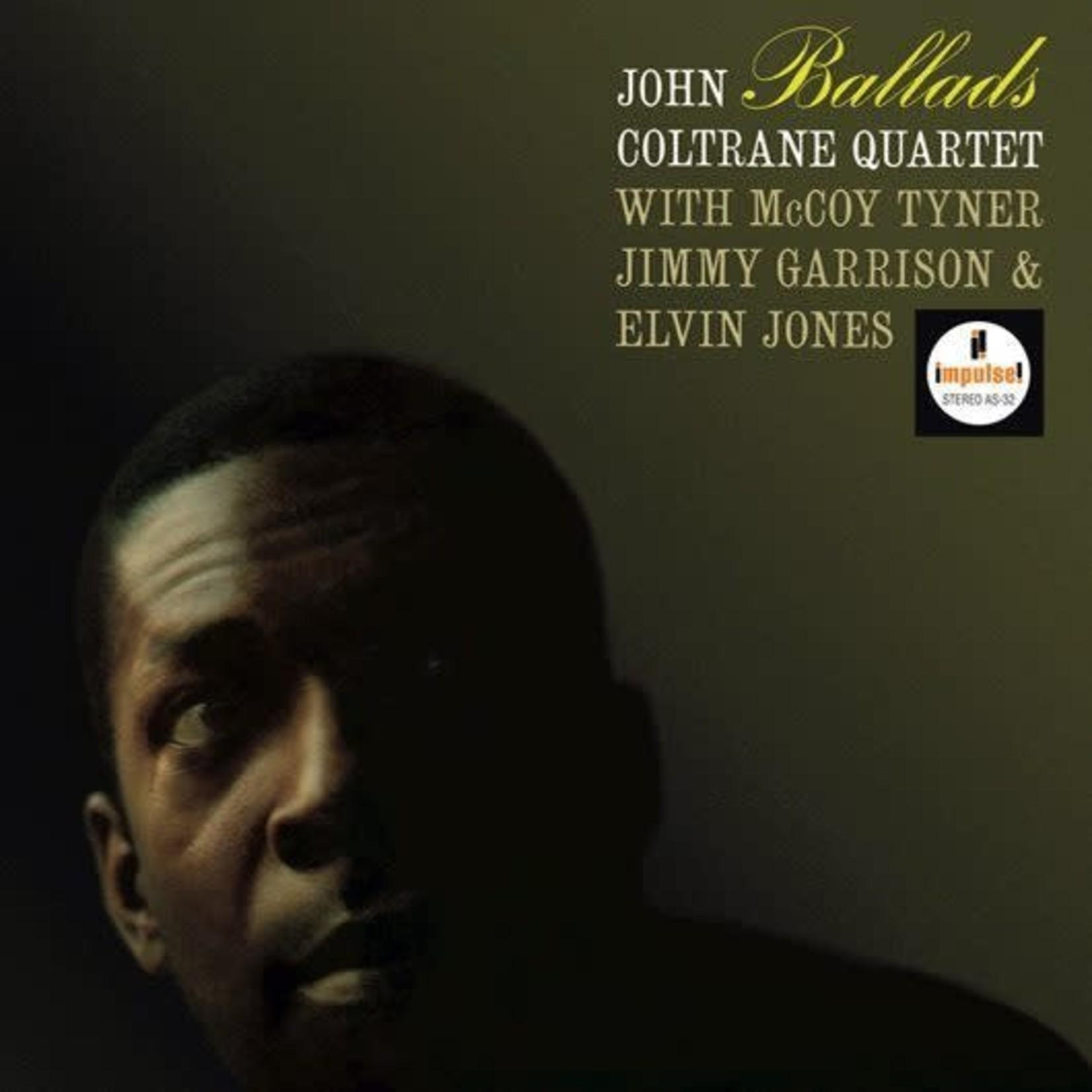 [New] Coltrane, John: Ballads
