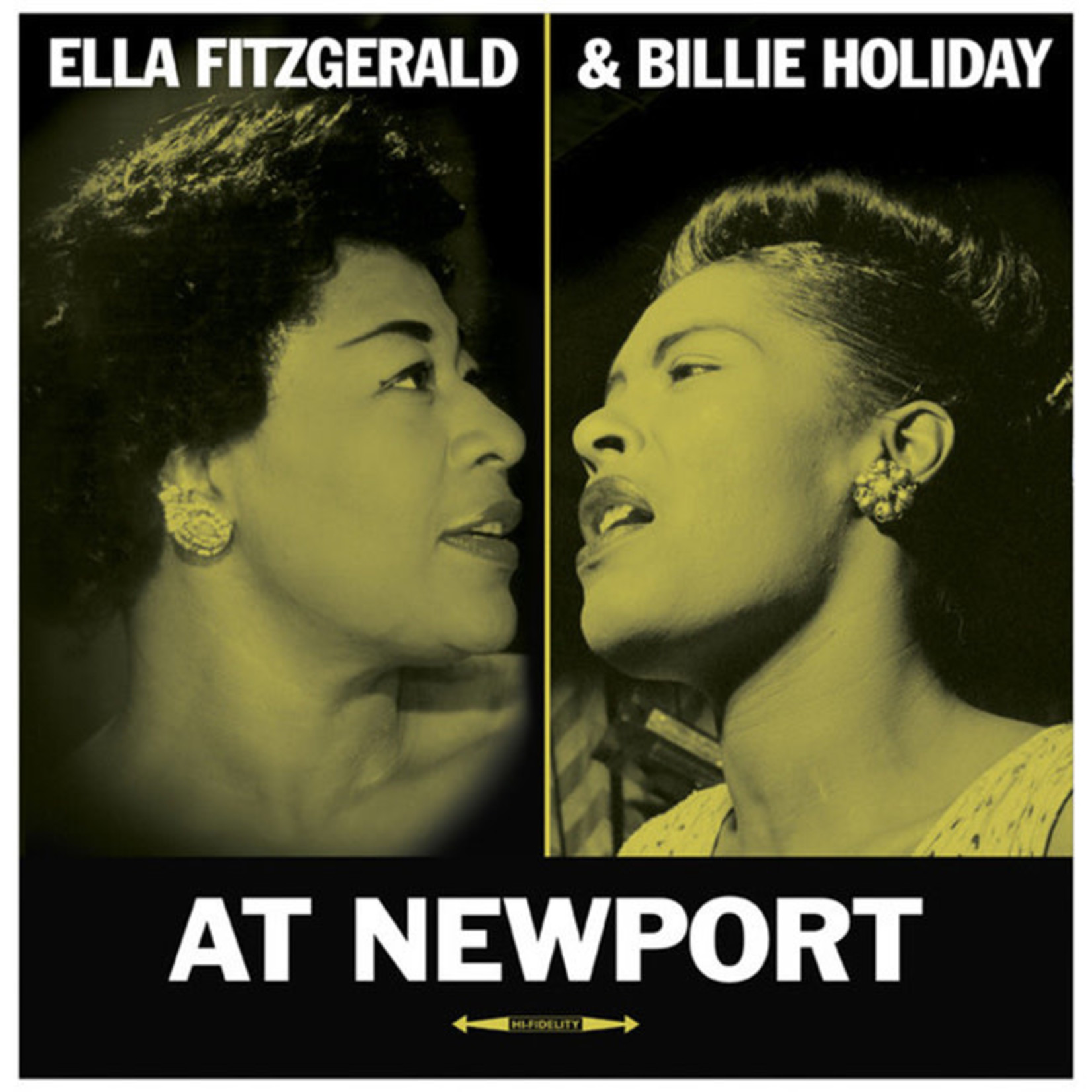 [New] Fitzgerald, Ella & Billie Holiday: At Newport