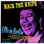 [New] Fitzgerald, Ella: Mack The Knife (The Complete Ella In Berlin) (Vital Vinyl Series)