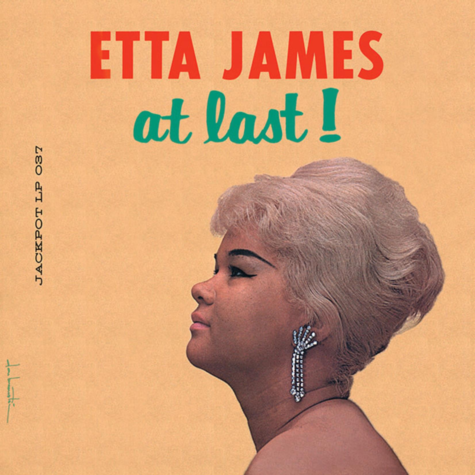 [New] James, Etta: At Last (4 bonus tracks)