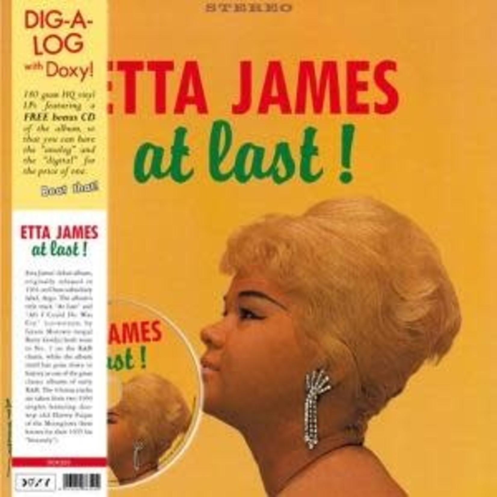 [New] James, Etta: At Last! (LP+CD, 180g, 4 Bonus Tracks)