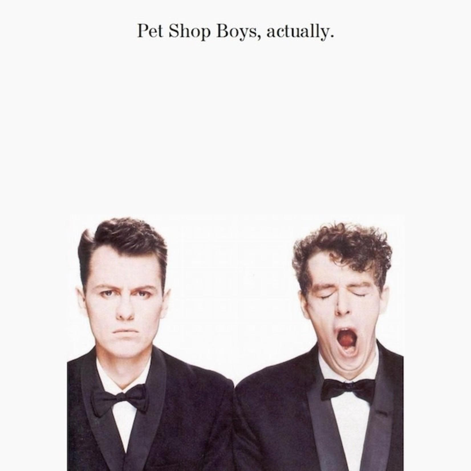 [Vintage] Pet Shop Boys: Actually