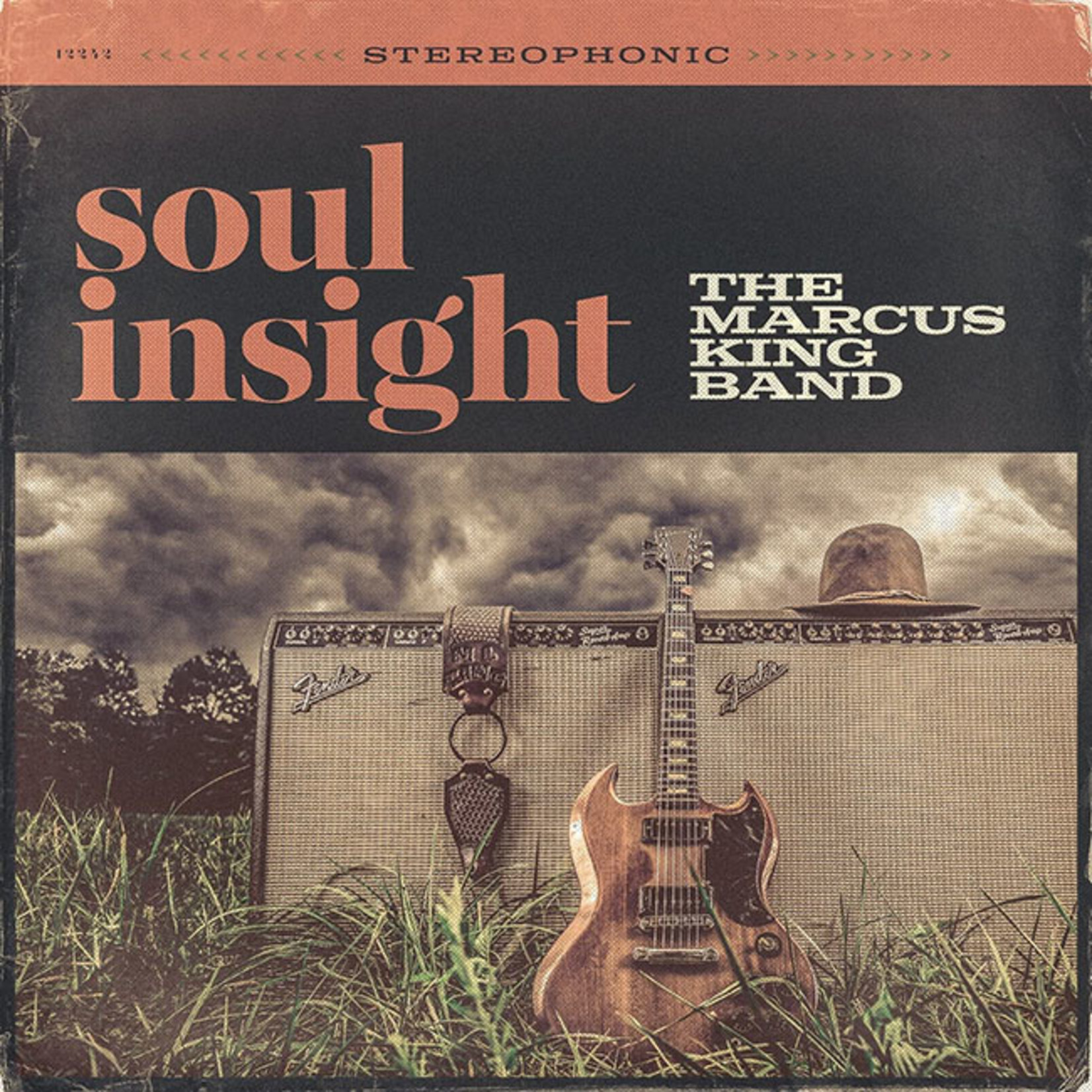 [New] King, Marcus, Band: Soul Insight