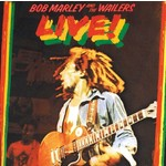 [Vintage] Marley, Bob & the Wailers: Live!