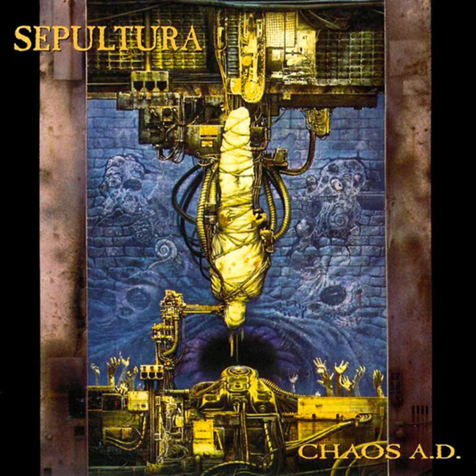 [New] Sepultura: Chaos A.D. (2LP, Expanded Ed.)