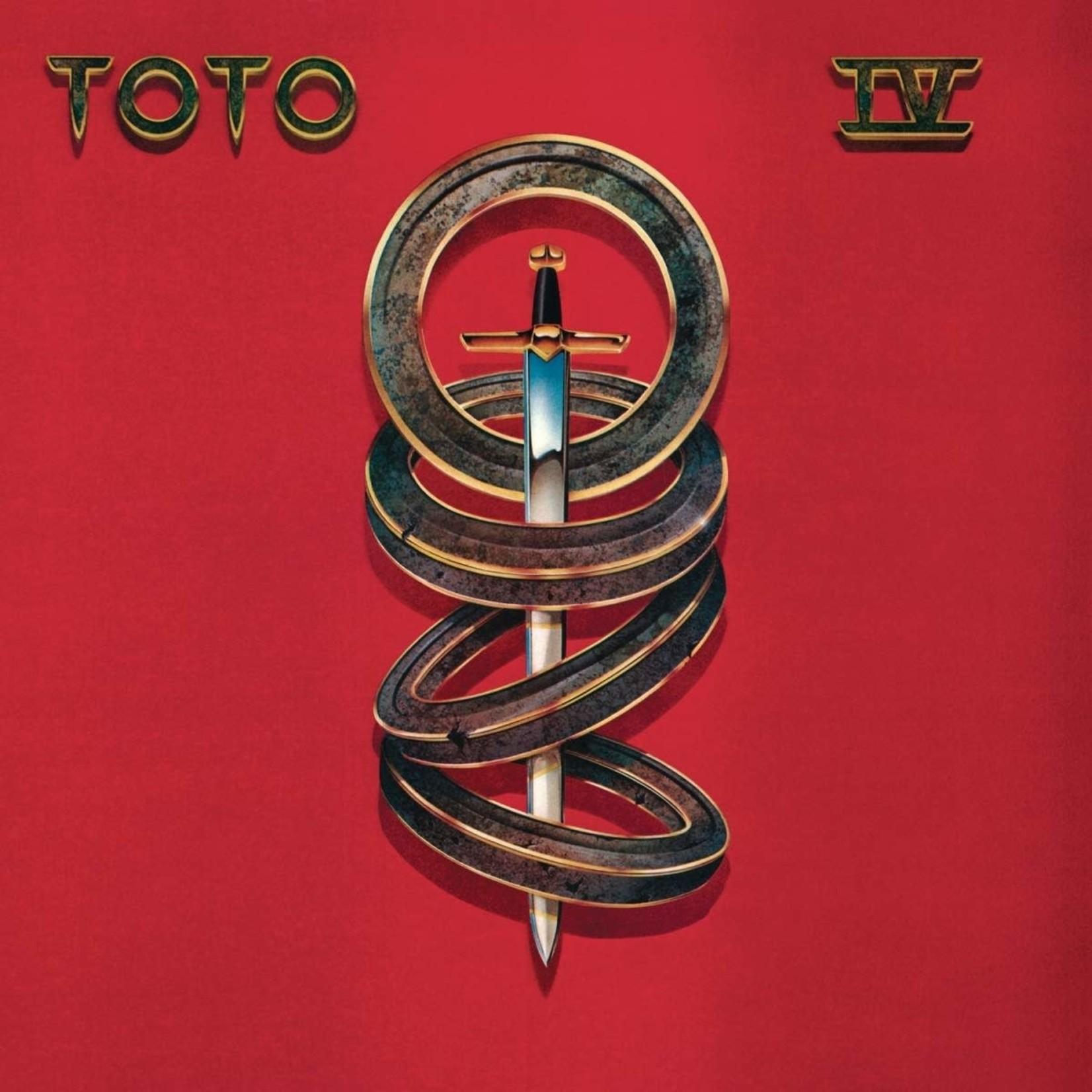 [Vintage] Toto: IV