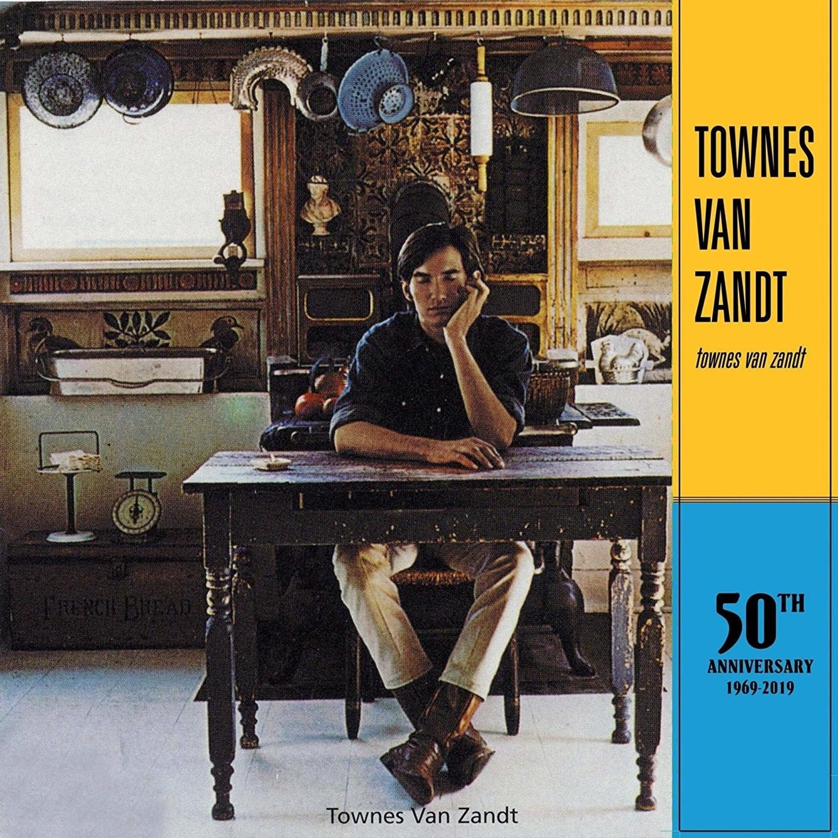 [New] Townes Van Zandt: Townes Van Zandt (50th Anniversary Ed.)