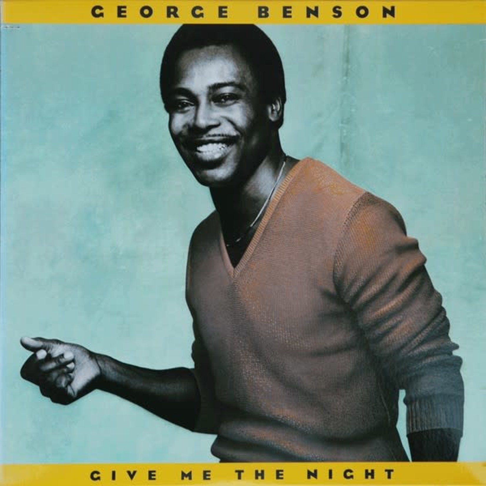[Vintage] Benson, George: Give Me the Night