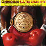 [Vintage] Commodores: All the Great Hits