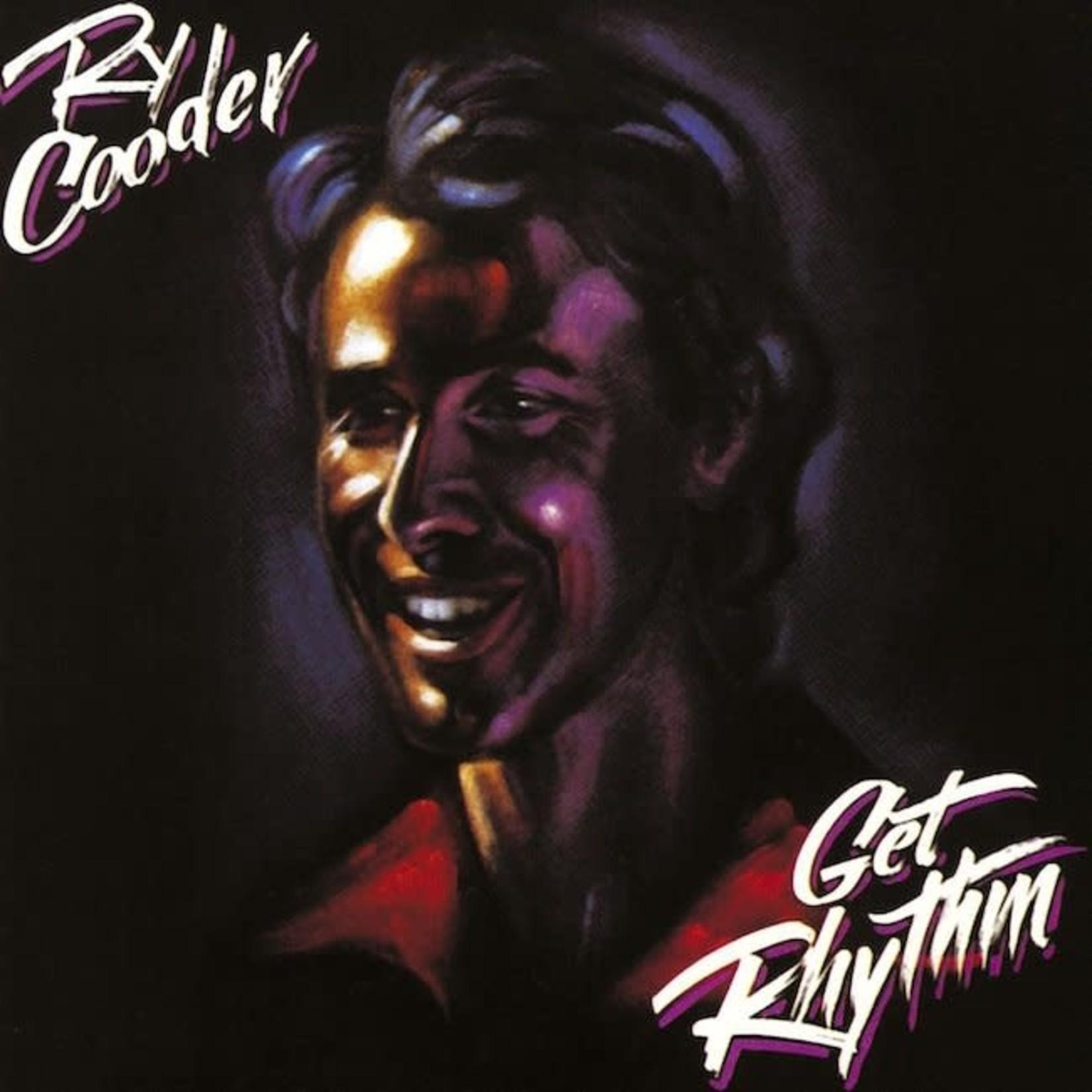 [Vintage] Cooder, Ry: Get Rhythm