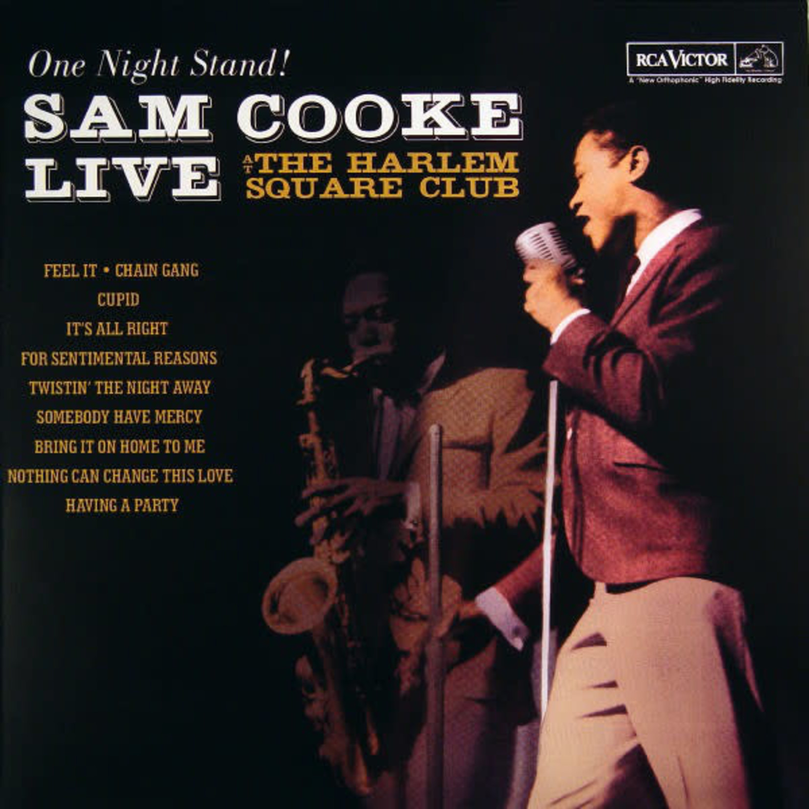 [New] Cooke, Sam: Sam Cooke Live At The Harlem Square Club (One Night Stand!)