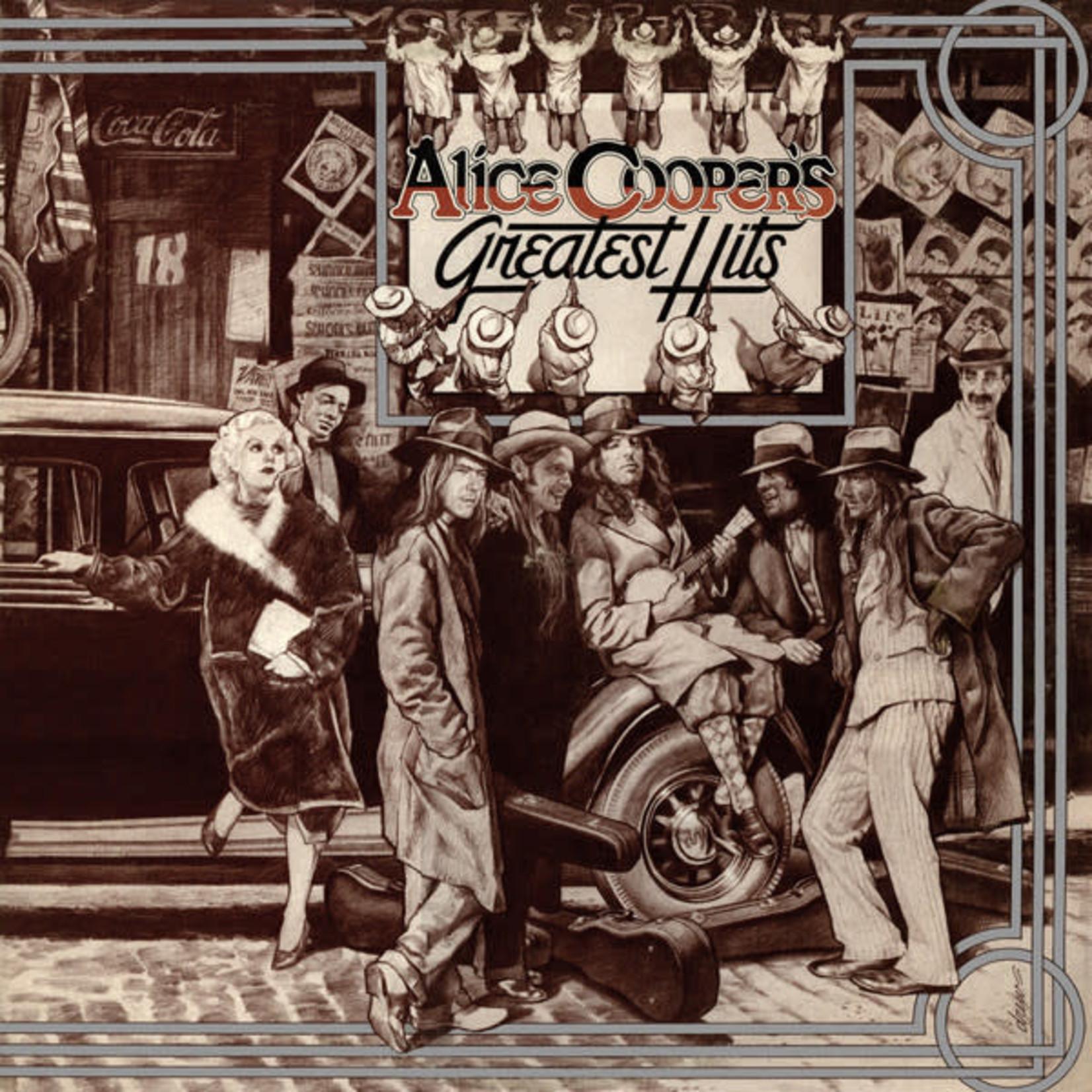 [Vintage] Cooper, Alice: Greatest Hits