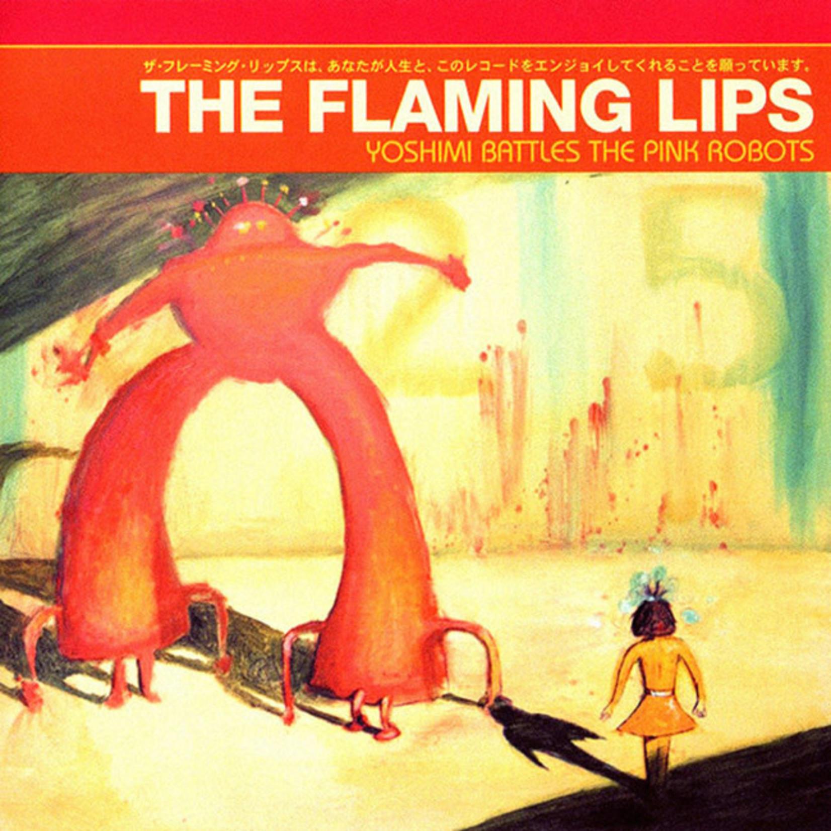 [New] Flaming Lips: Yoshimi Battles The Pink Robots