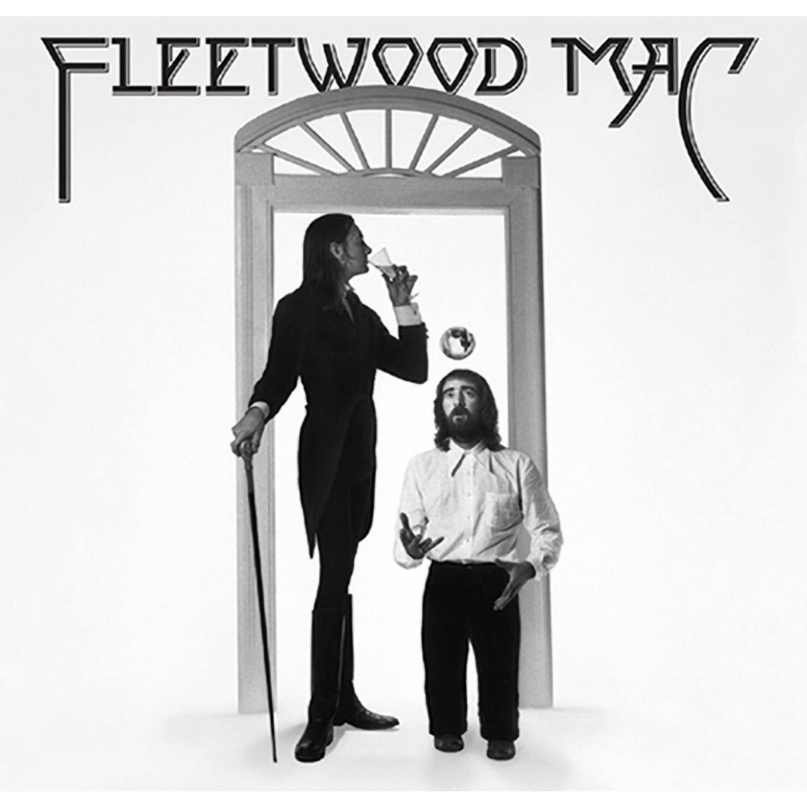 [Vintage] Fleetwood Mac: self-titled (1975 album, with poster)