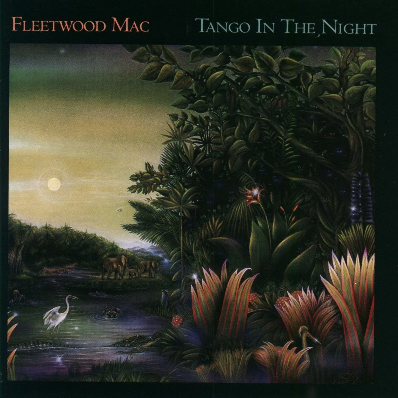 [Vintage] Fleetwood Mac: Tango in the Night