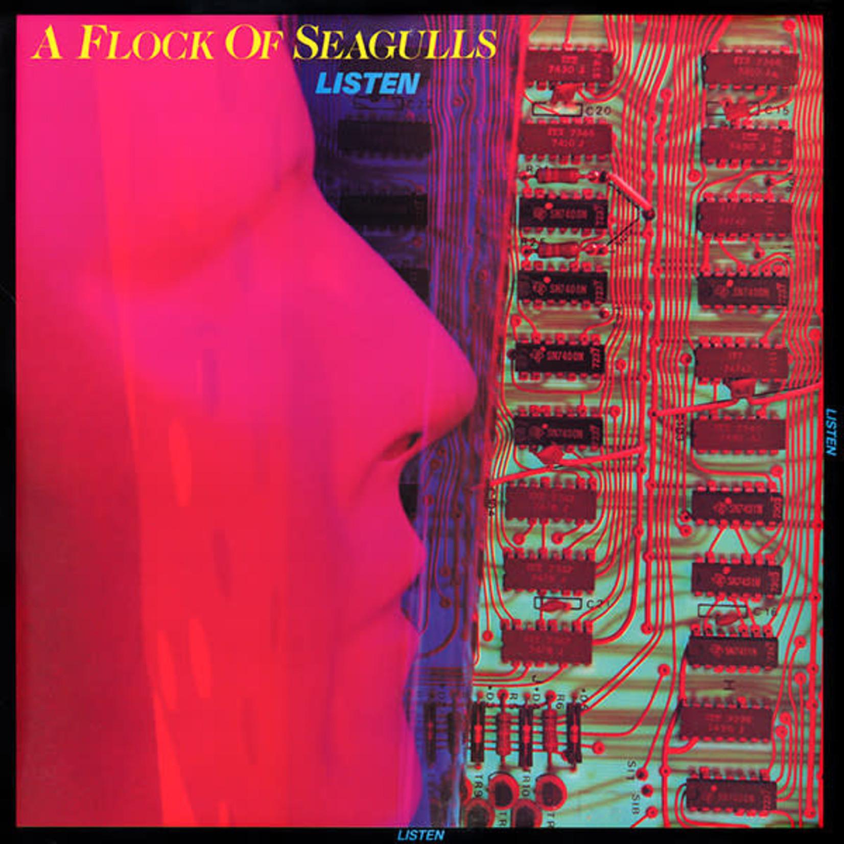 [Vintage] Flock of Seagulls: Listen