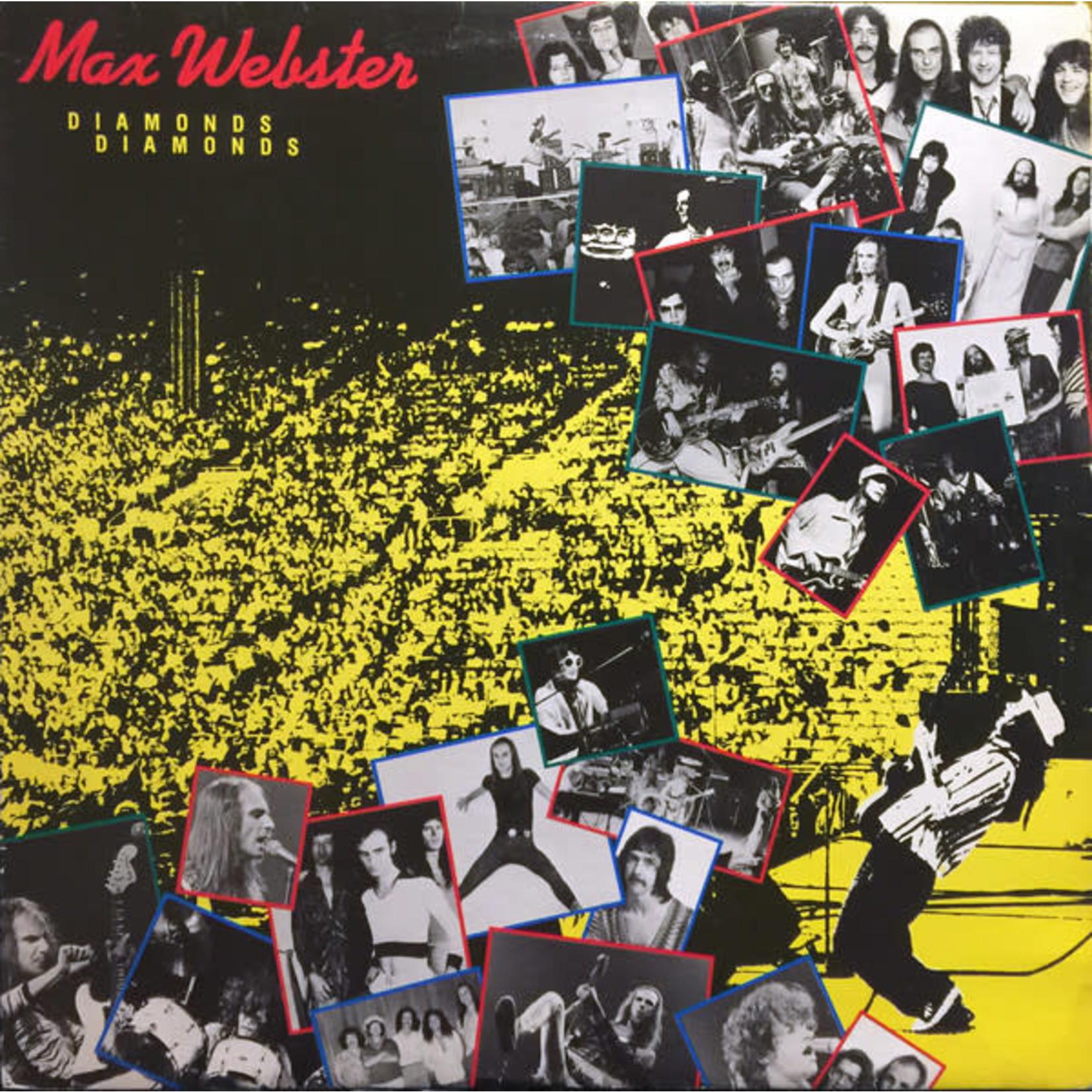 [Vintage] Max Webster: Diamonds, Diamonds