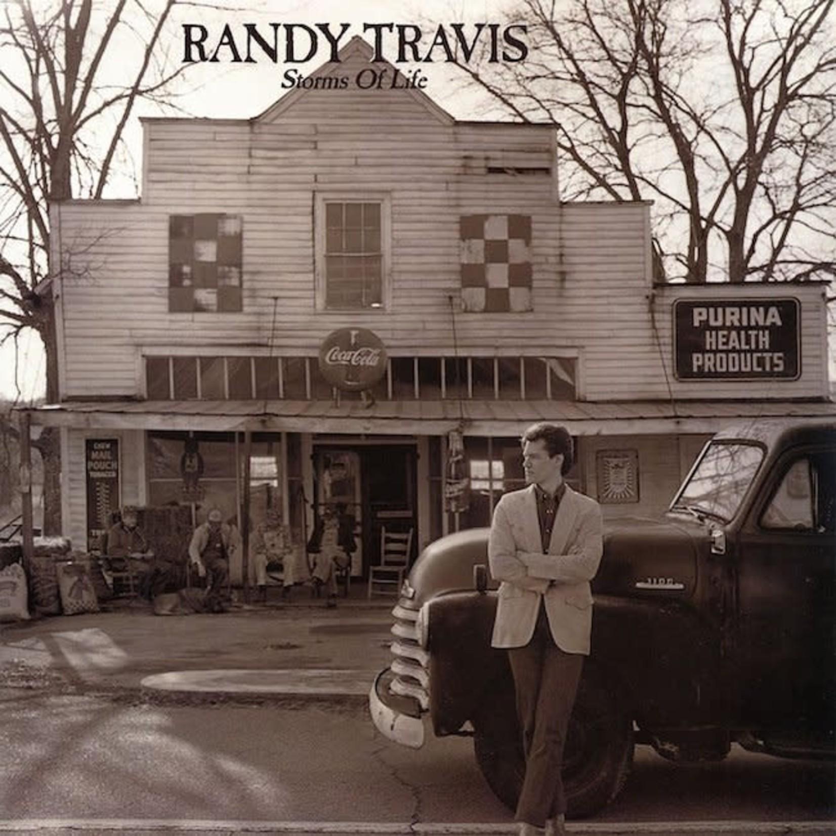 [Vintage] Travis, Randy: Storms of Life