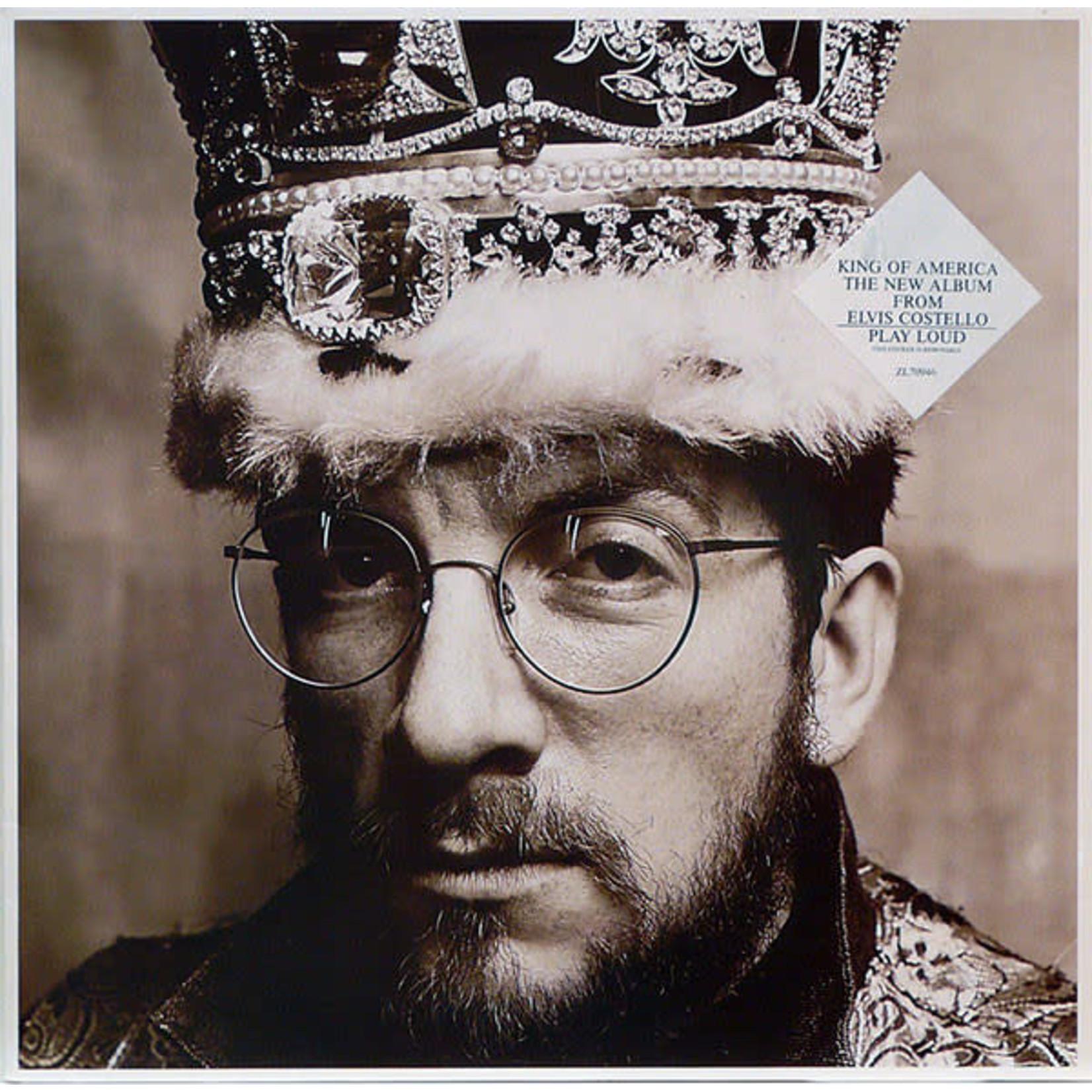 [Vintage] Costello, Elvis: King of America