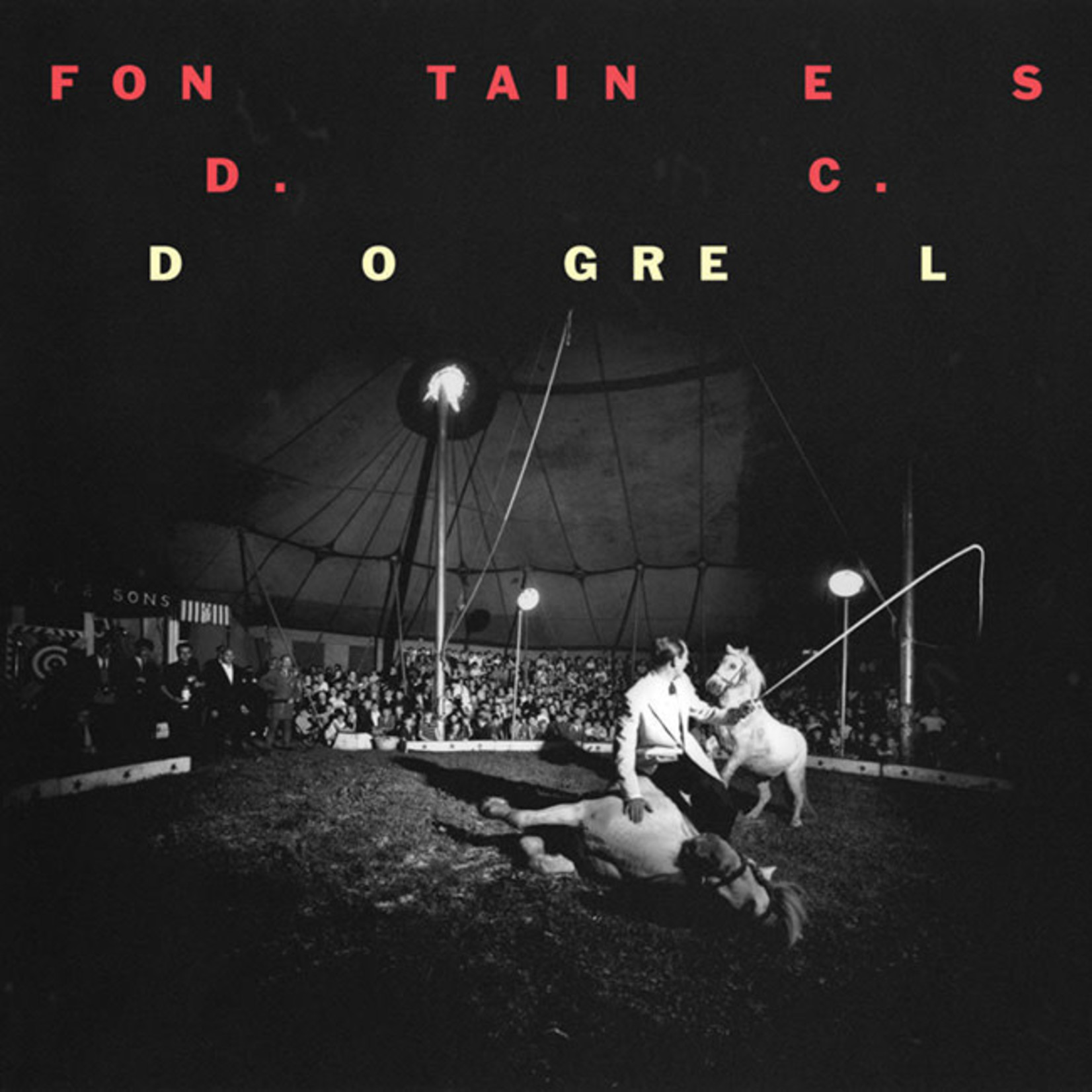 [New] Fontaines D.C.: Dogrel
