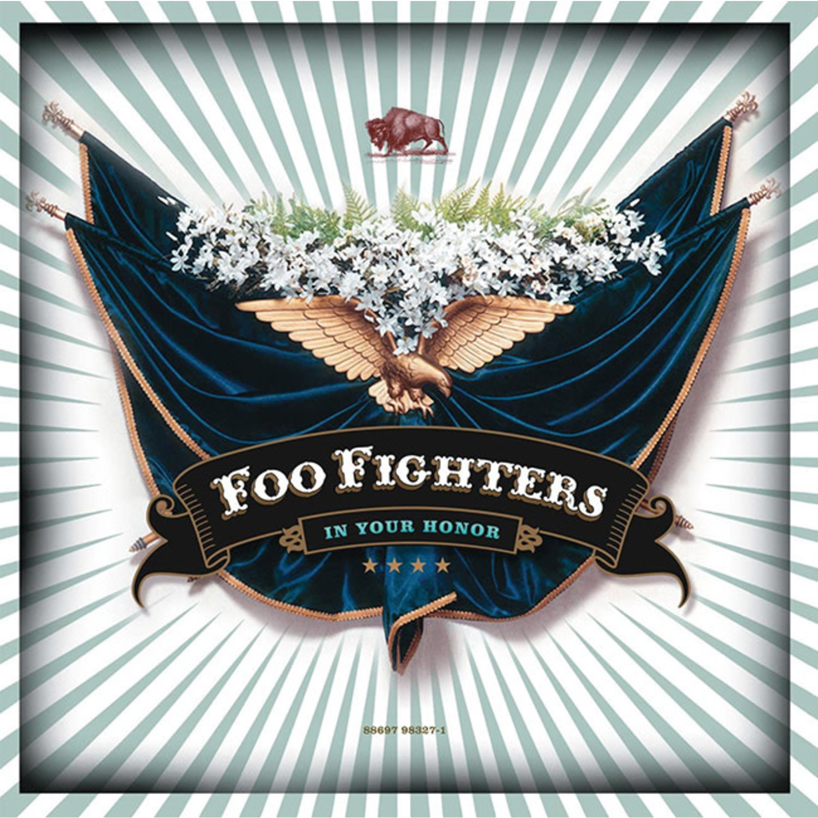 [New] Foo Fighters: In Your Honor (2LP)