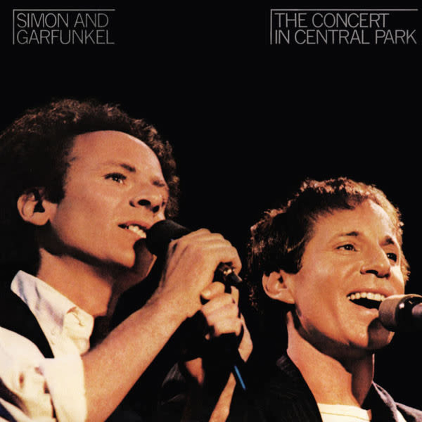 [Vintage] Simon & Garfunkel: Concert in Central Park