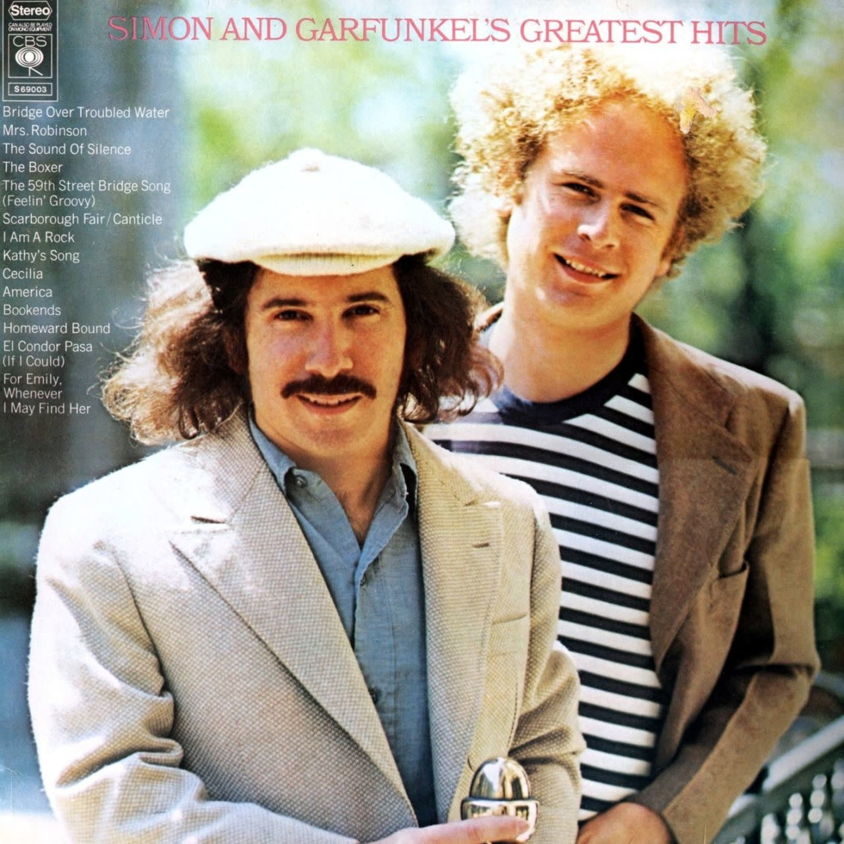 [Vintage] Simon & Garfunkel: Greatest Hits