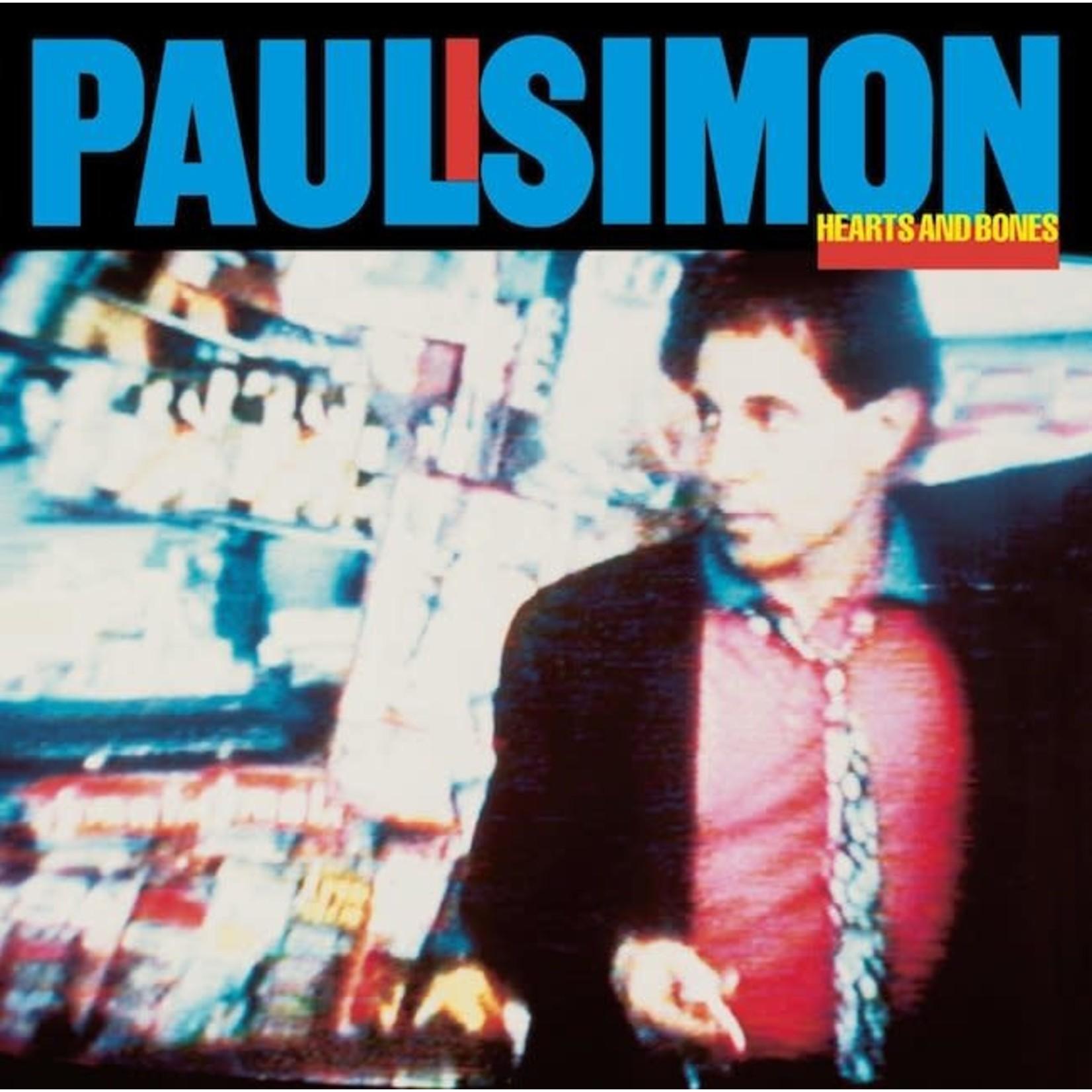 [Vintage] Simon, Paul: Hearts & Bones