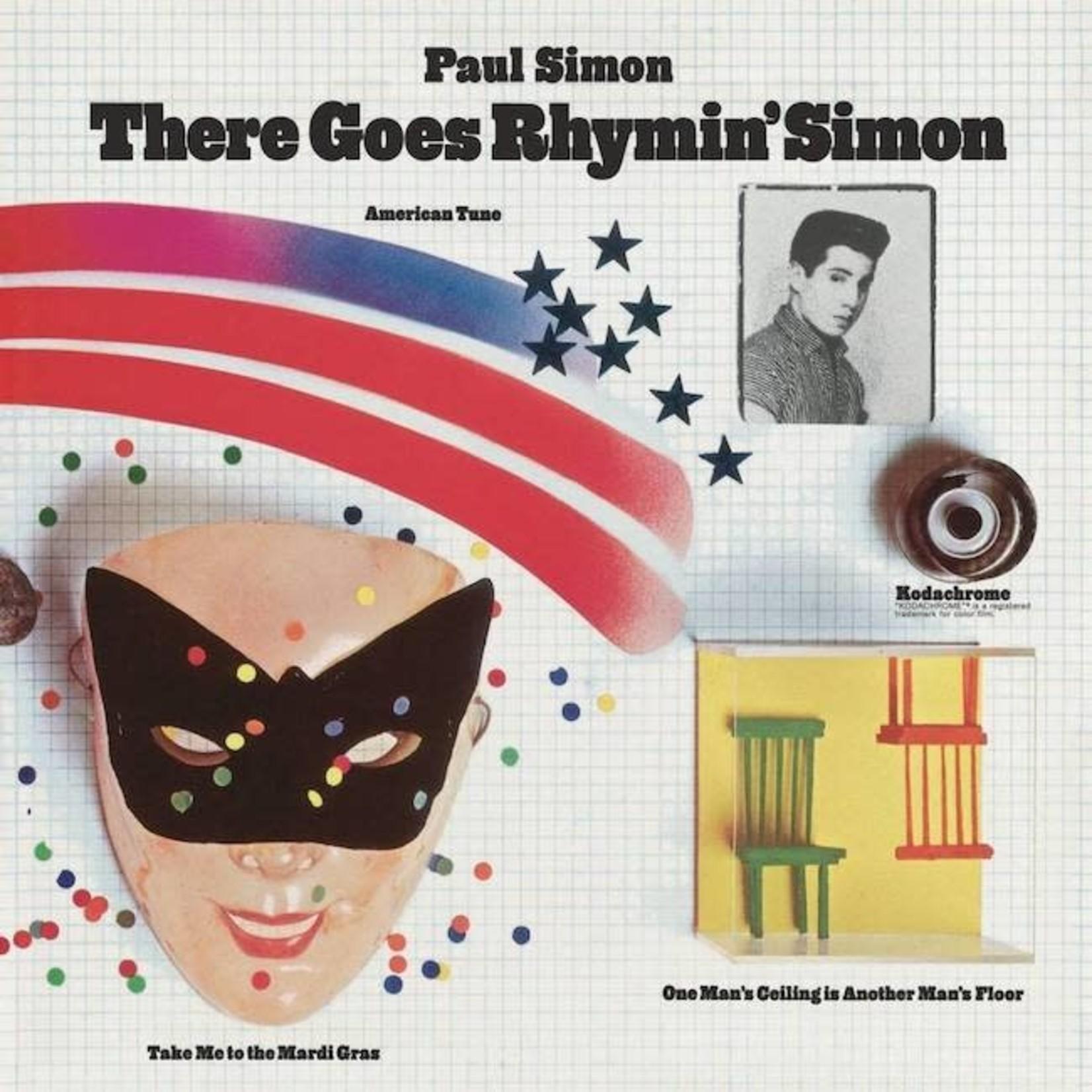 [Vintage] Simon, Paul: There Goes Rhymin' Simon