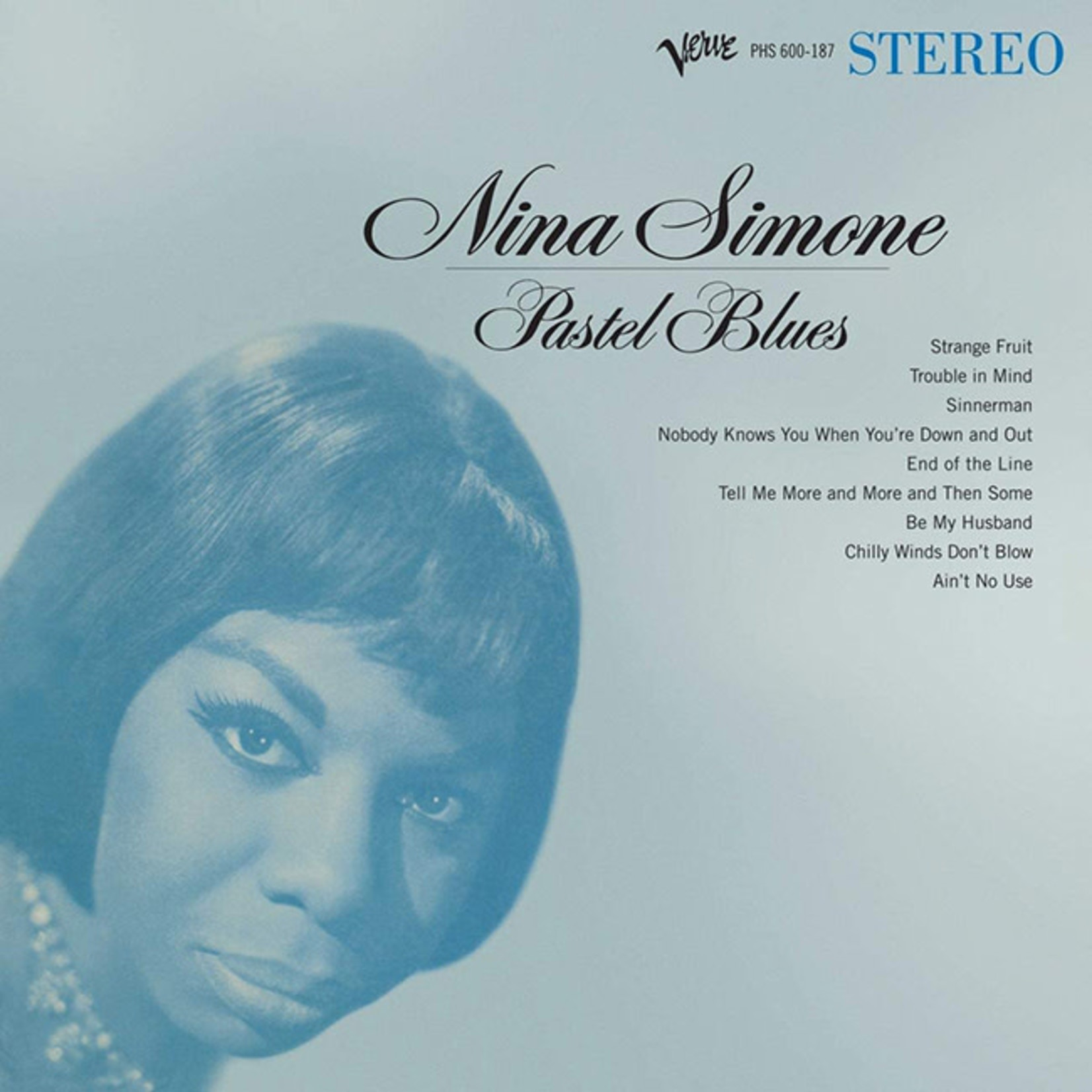 [New] Simone, Nina: Pastel Blues (Acoustic Sounds Series)