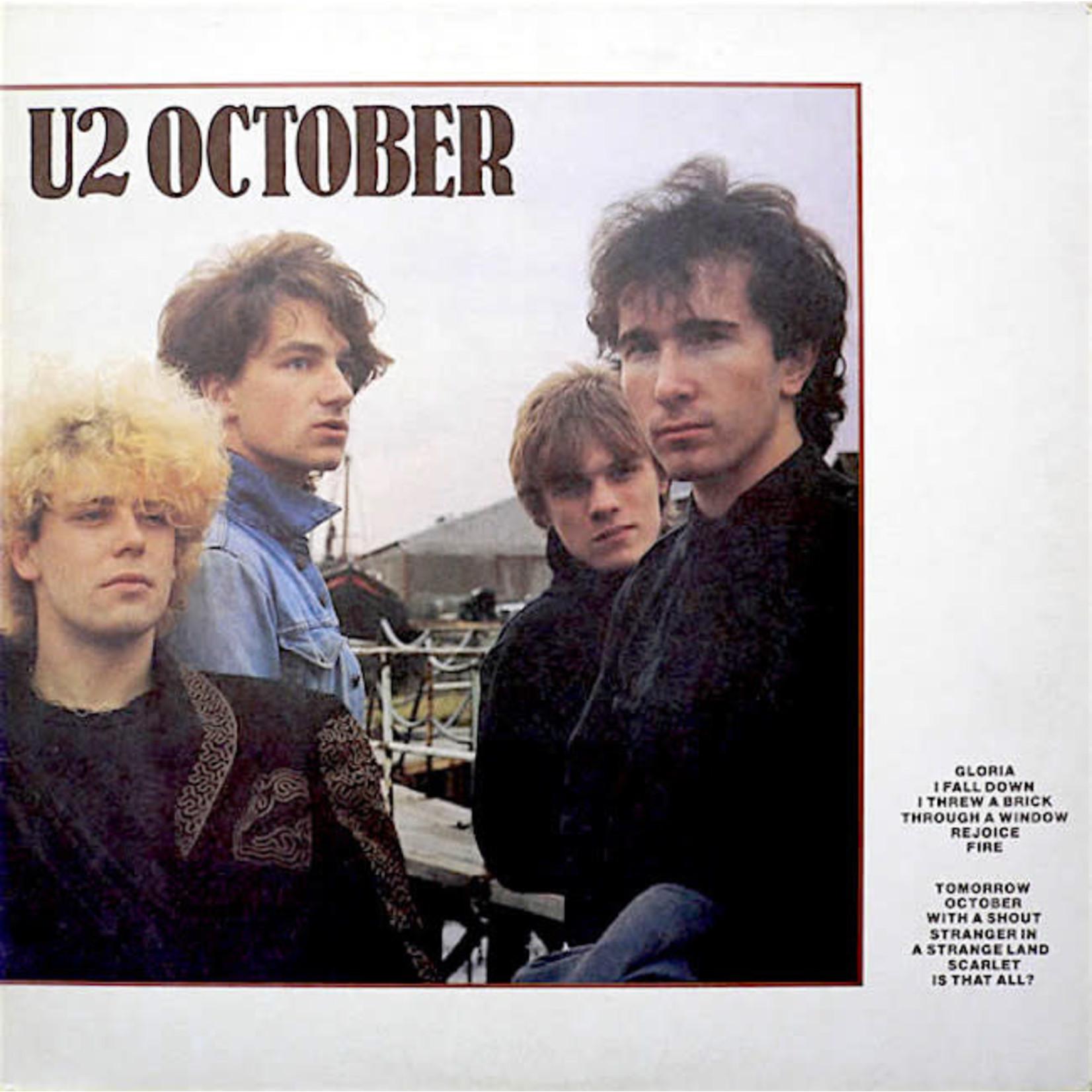 [Vintage] U2: October