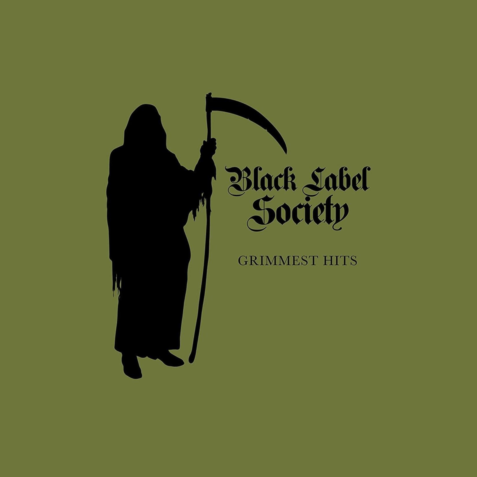 [New] Black Label Society: Grimmest Hits (2LP)