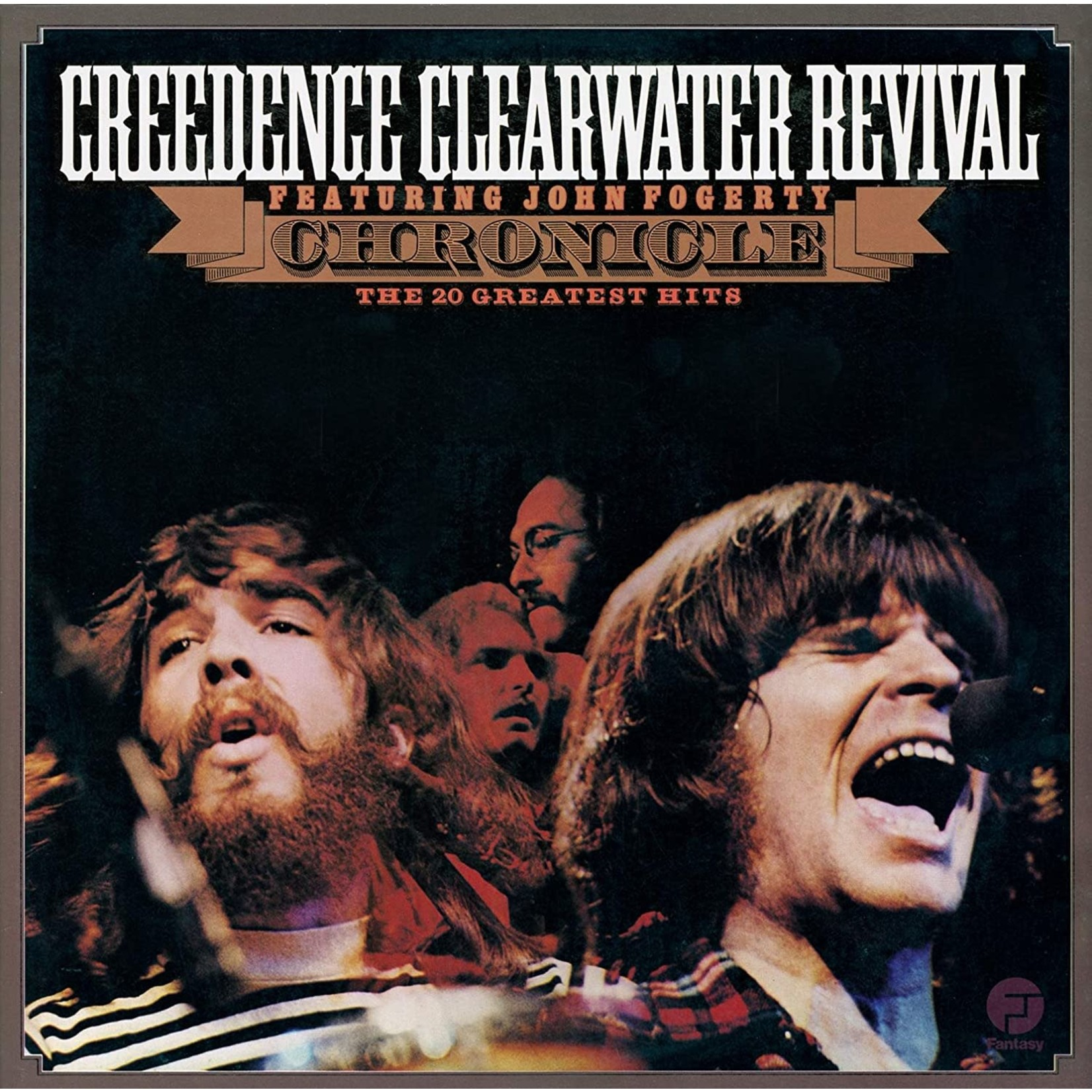 [Vintage] Creedence Clearwater Revival: Chronicle