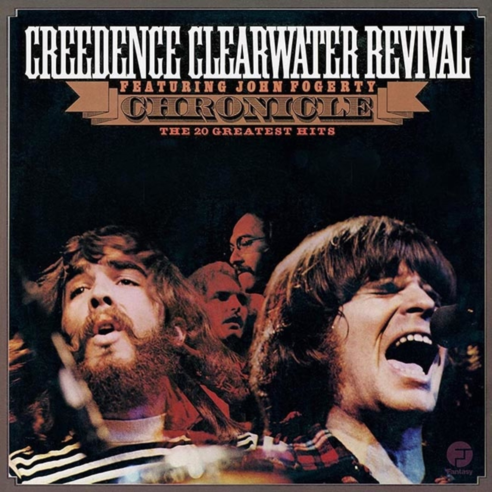 [New] Creedence Clearwater Revival: Chronicle The 20 Greatest Hits (2LP)
