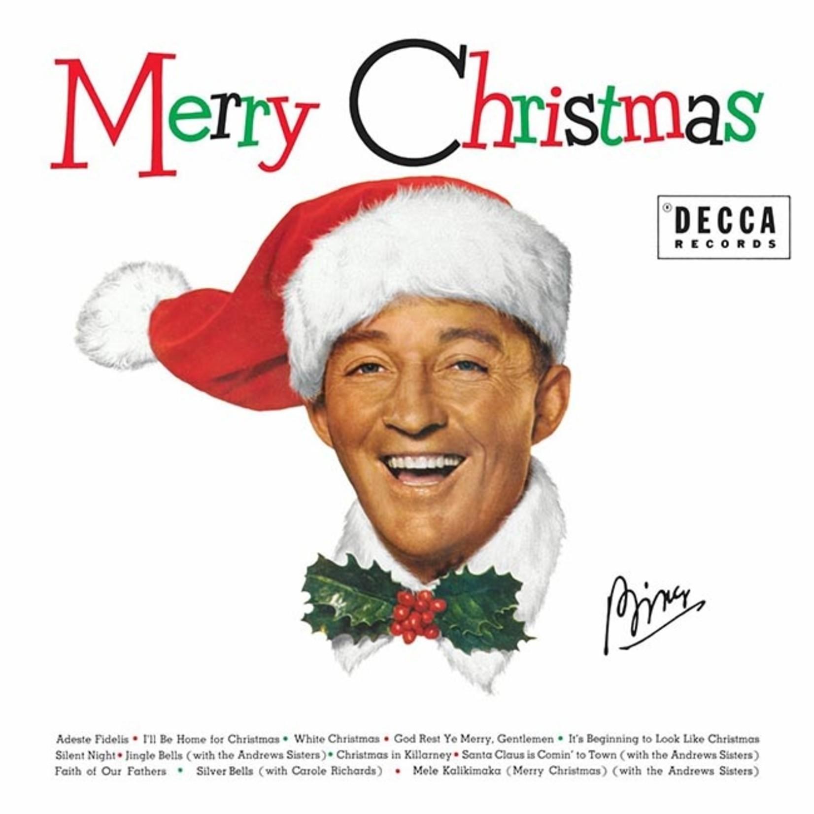 [New] Crosby, Bing: Merry Christmas
